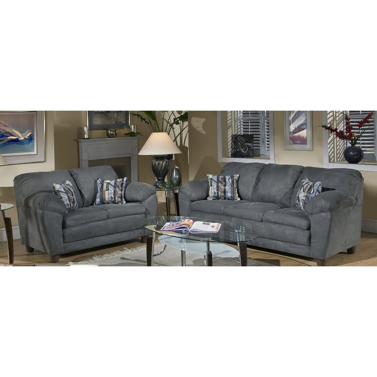 Red Barrel Studio Redhook Living Room Collection Reviews Wayfair