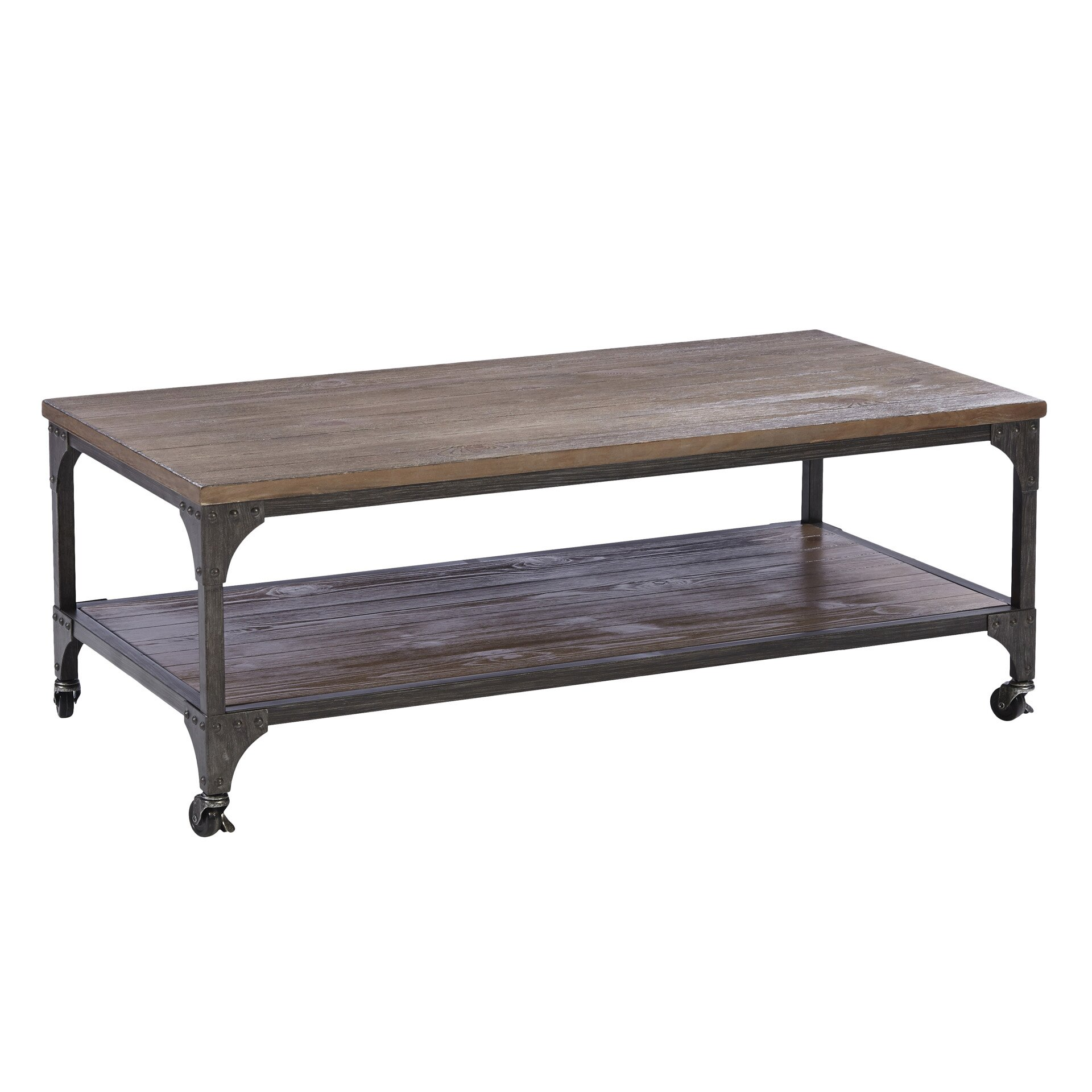 Mercury row ioanna coffee table reviews wayfair for Html table row
