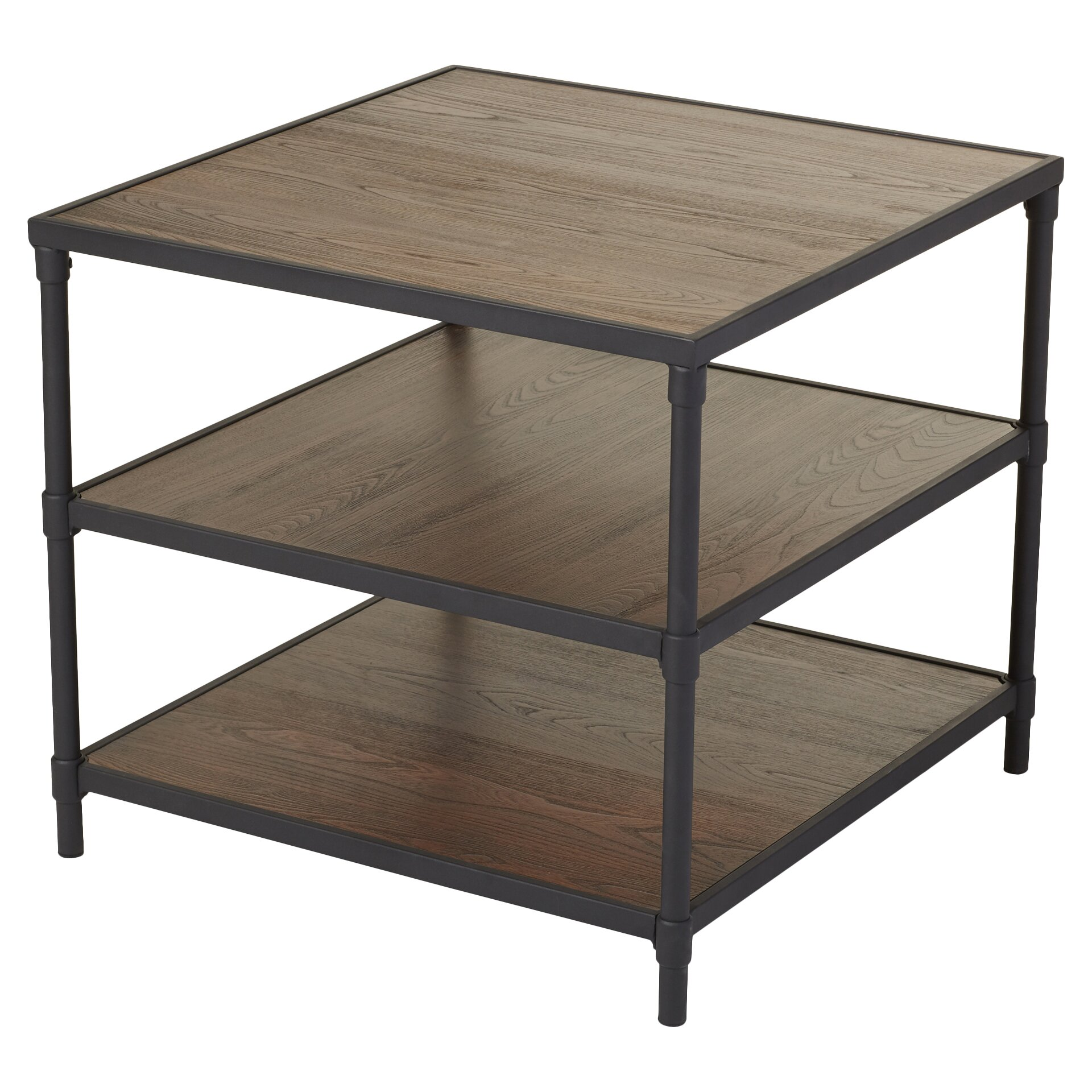Mercury row hera end table reviews wayfair for Html table row