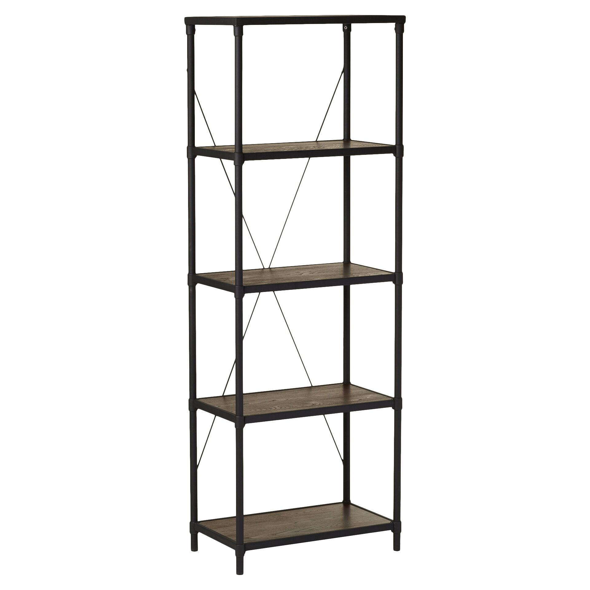 mercury row hera 72 etagere bookcase reviews wayfair. Black Bedroom Furniture Sets. Home Design Ideas