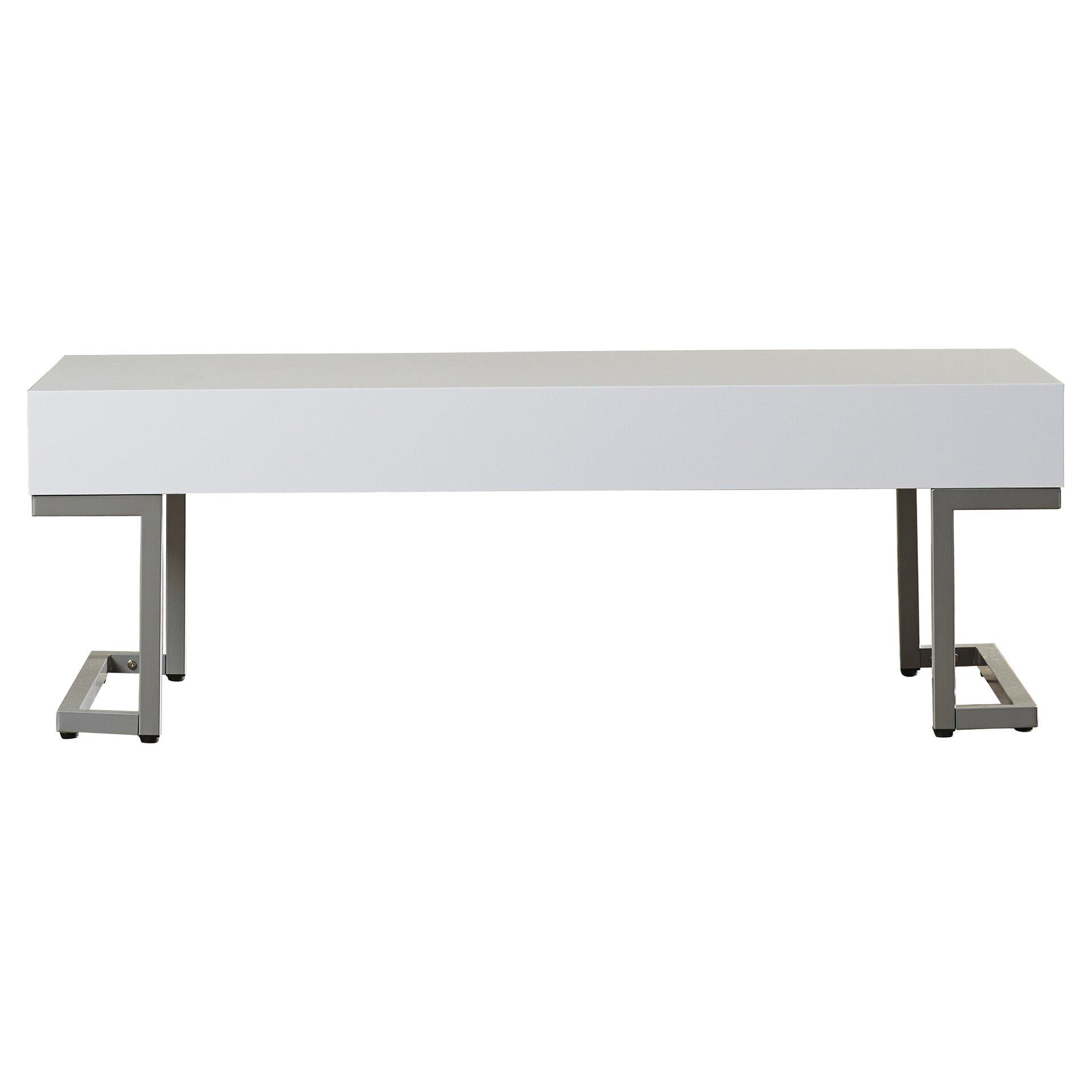 Mercury row vida modern coffee table reviews wayfair Furniture row coffee table