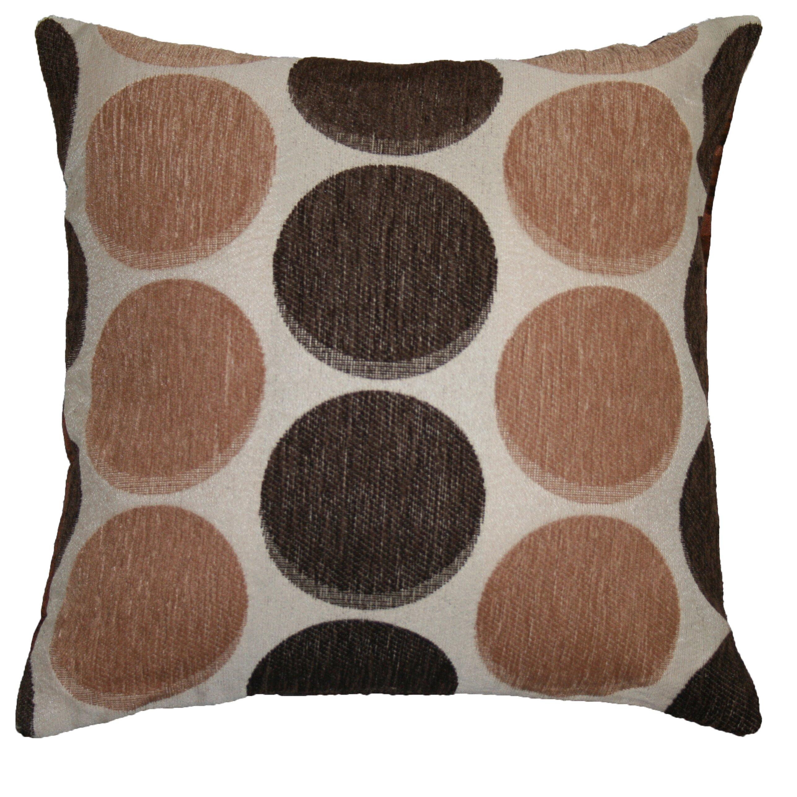 Decorative Pillows With Circles : Mercury Row Eridanus Circle s Decorative Pillow Cover & Reviews Wayfair