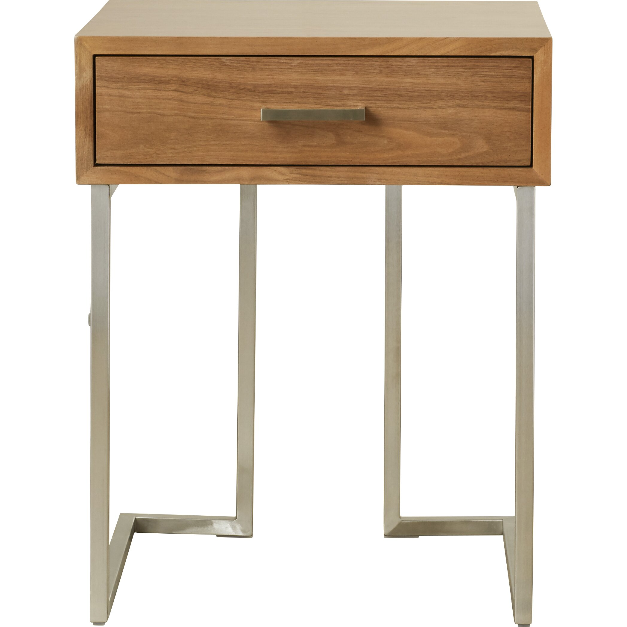 Mercury row end table reviews wayfair for Html table row