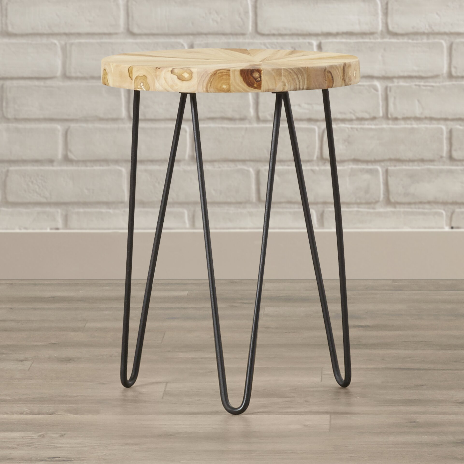 Html Table Row Of Mercury Row Vinalhaven End Table Reviews Wayfair