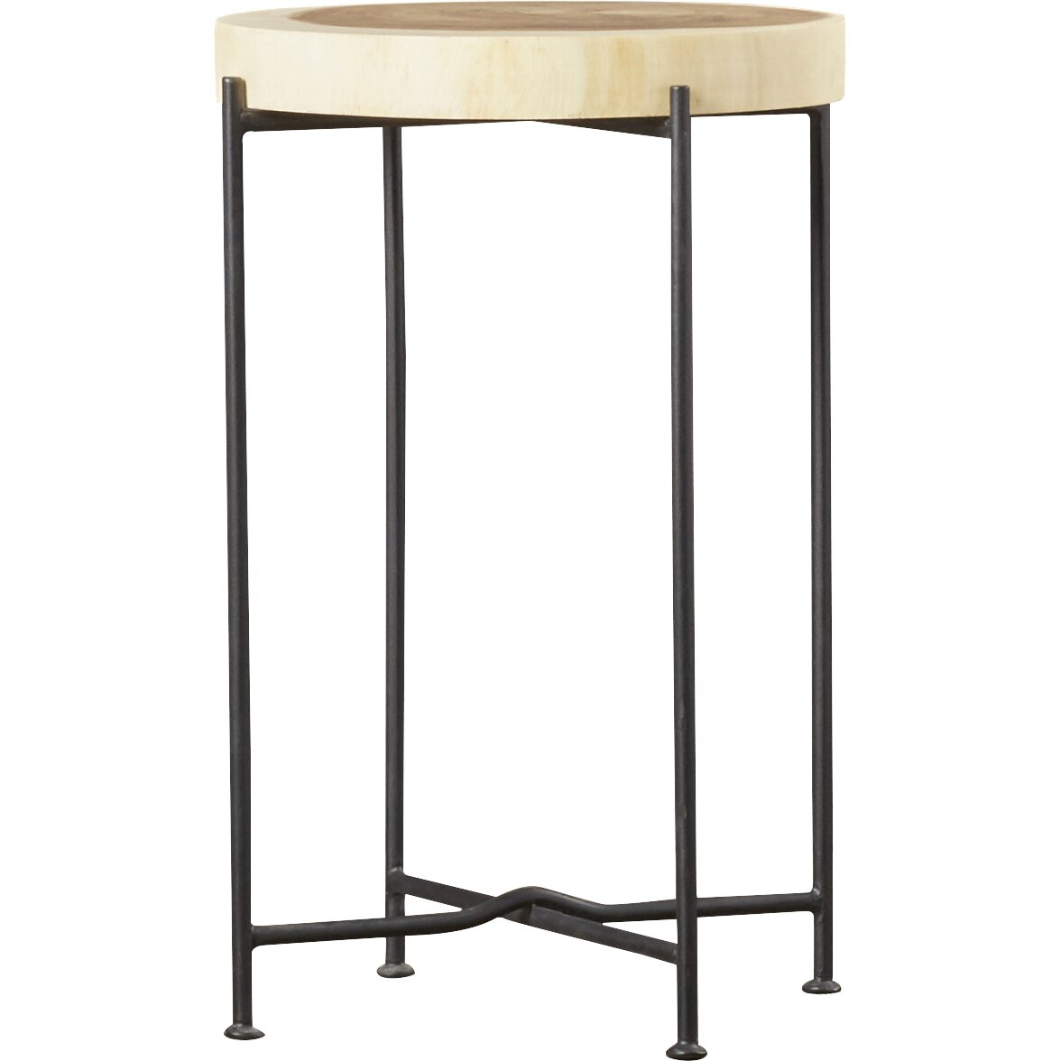 Mercury row phoenicis end table wayfair for Html table row
