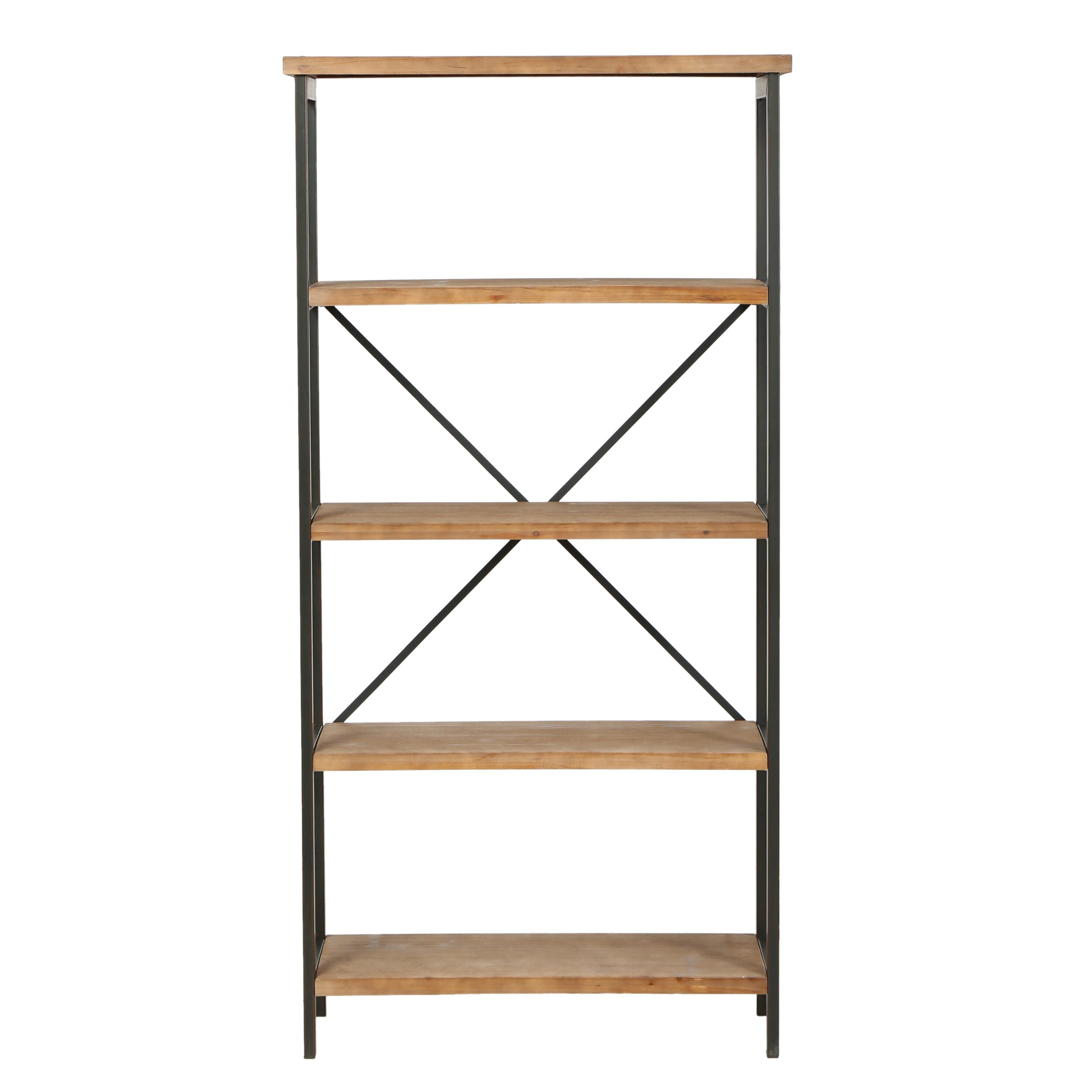 mercury row parthenia 69 etagere bookcase reviews wayfair. Black Bedroom Furniture Sets. Home Design Ideas