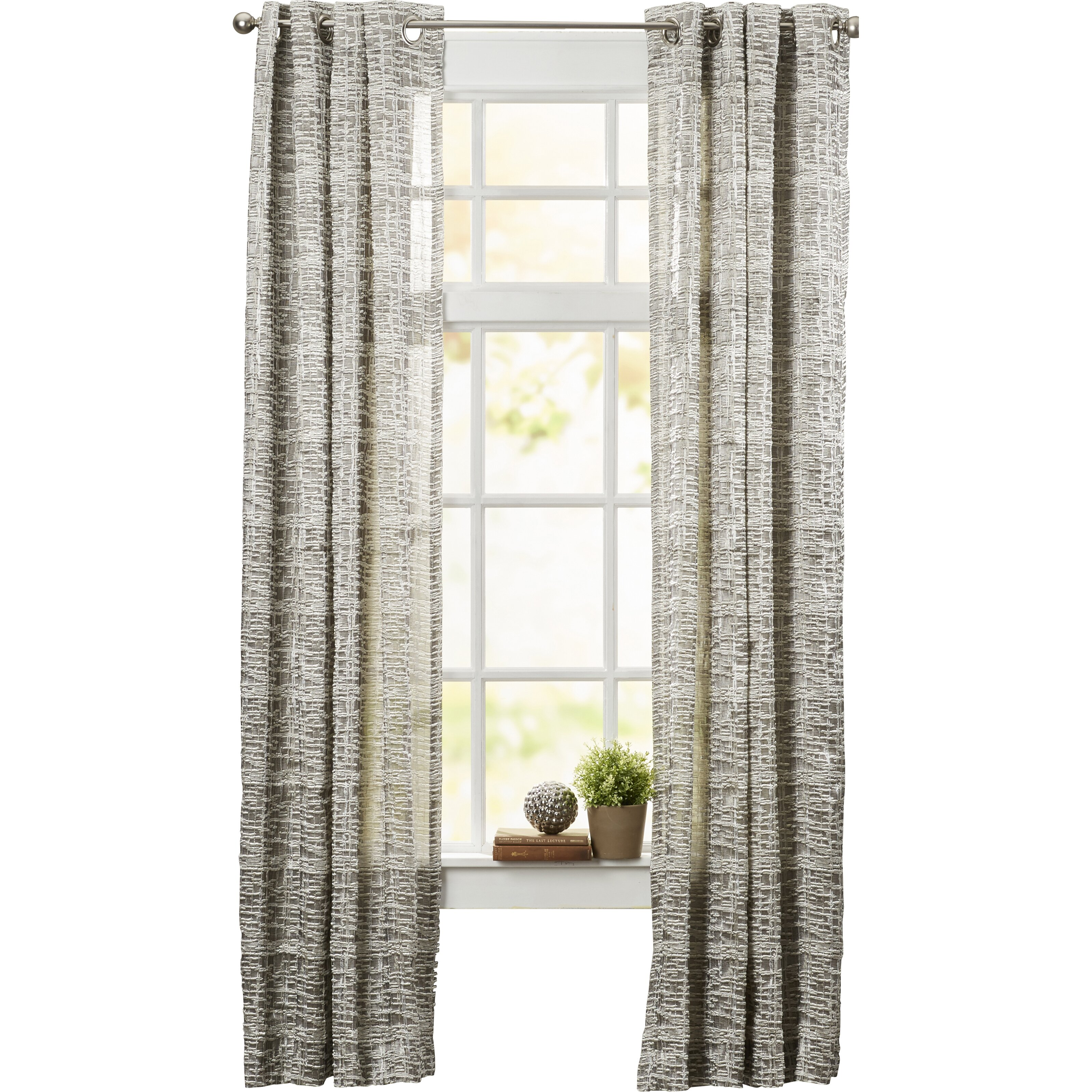 Mercury Row Ault Single Curtain Panel Wayfair