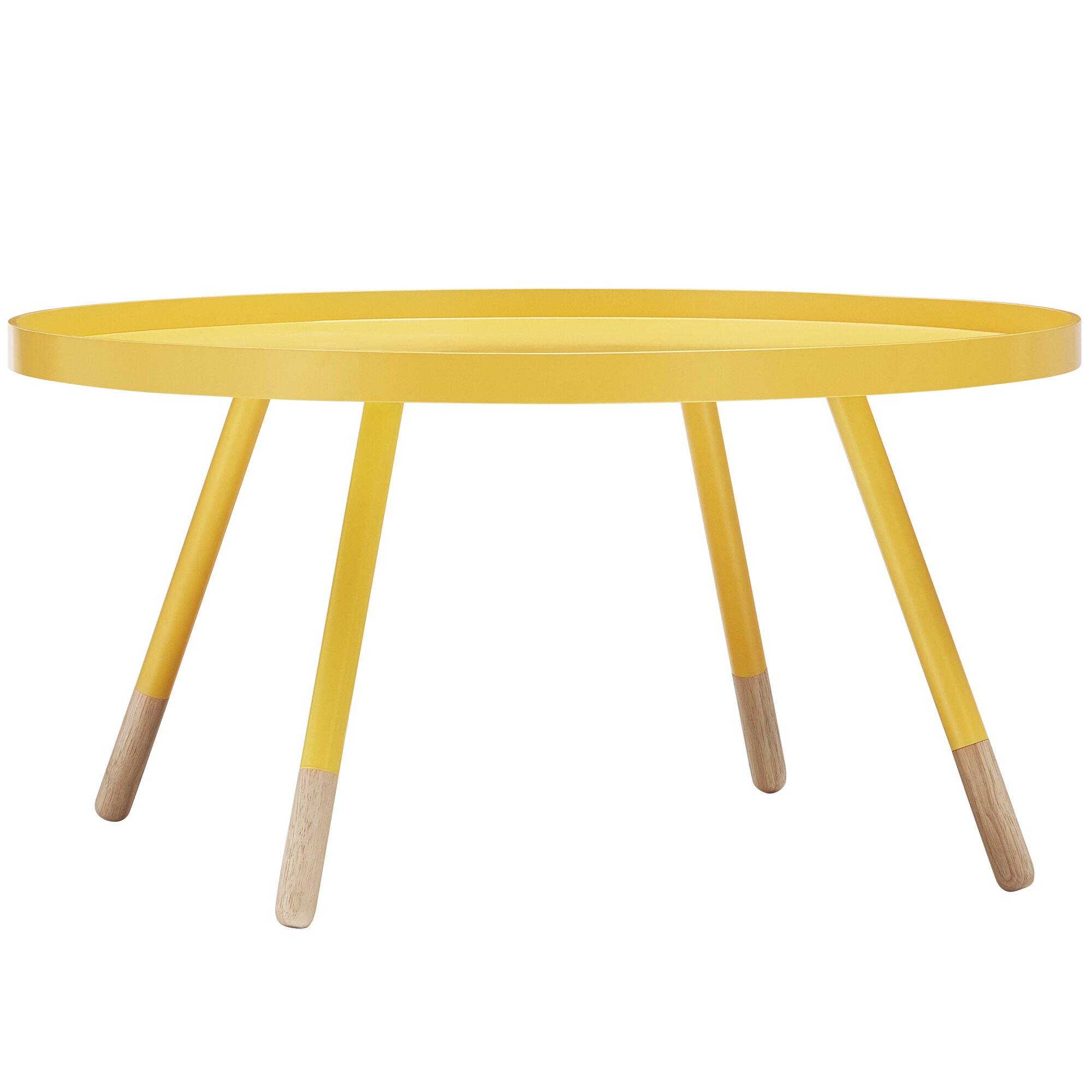 Mercury row acevedo coffee table reviews wayfair for Html table row