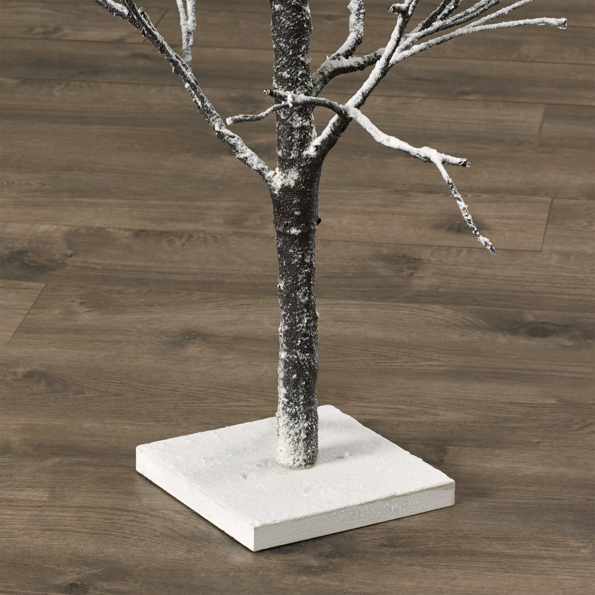 Mercury Row 4' Snow Twig Artificial Christmas Tree with ...