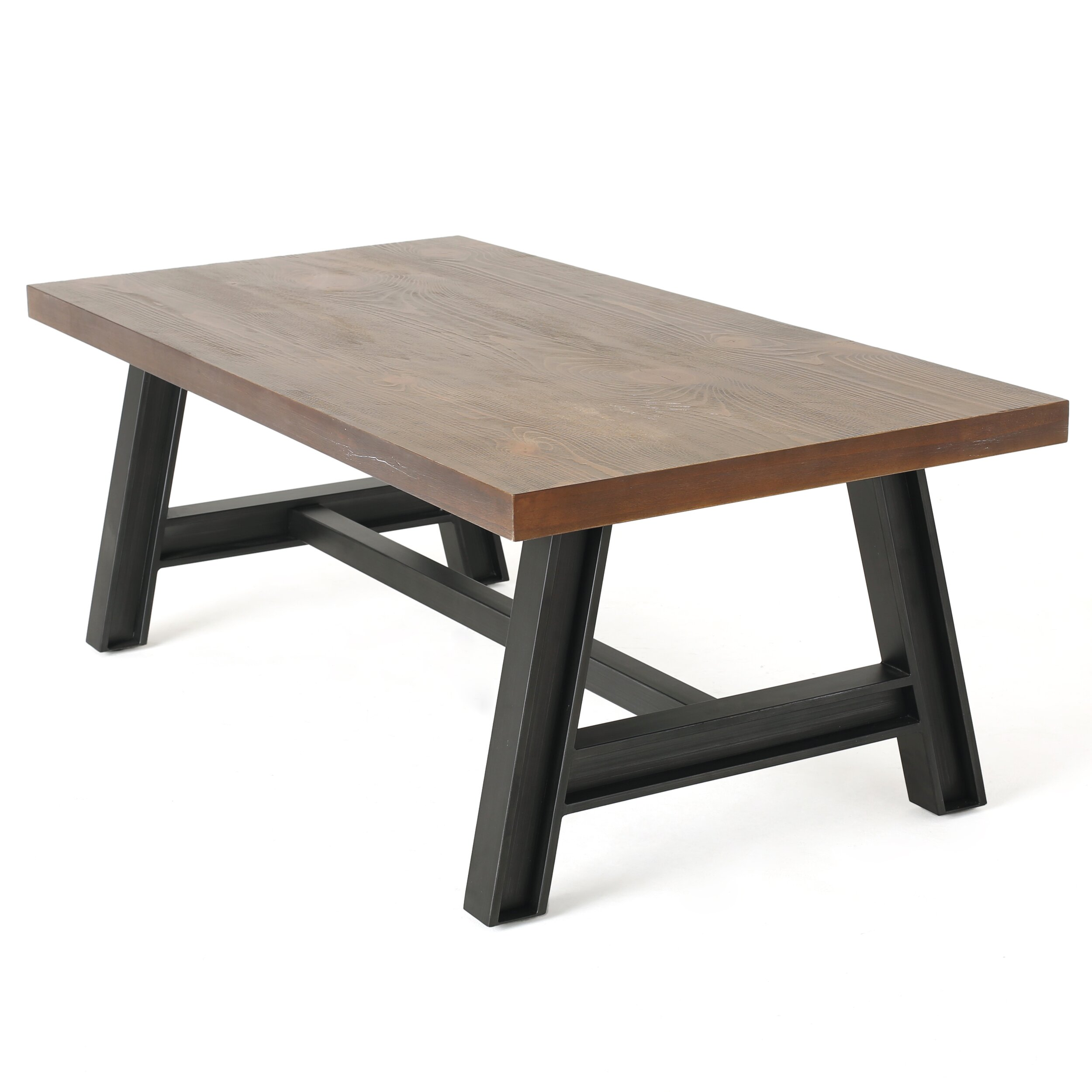 Mercury row dorado coffee table wayfair for Html table row