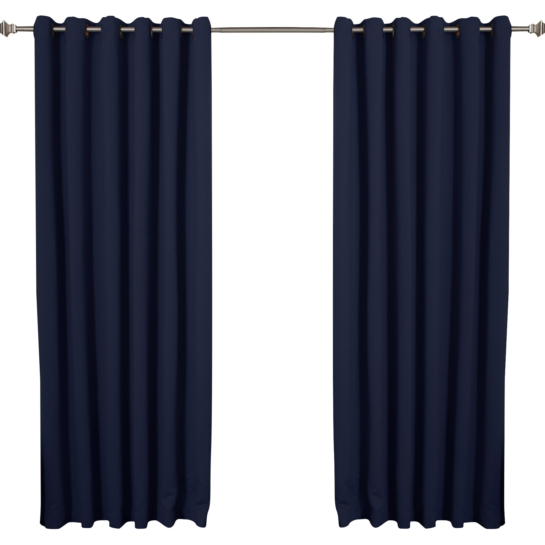 100 Wide Curtains Best Home Fashion Inc Extra Wide Width