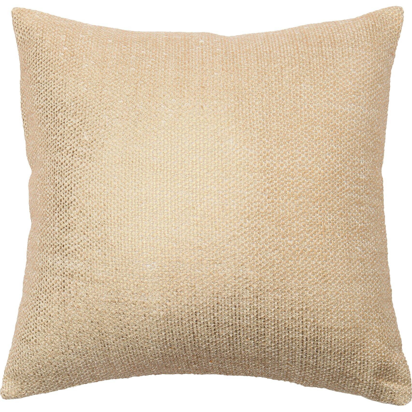Best Home Fashion, Inc. Weave Throw Pillow Cover & Reviews Wayfair