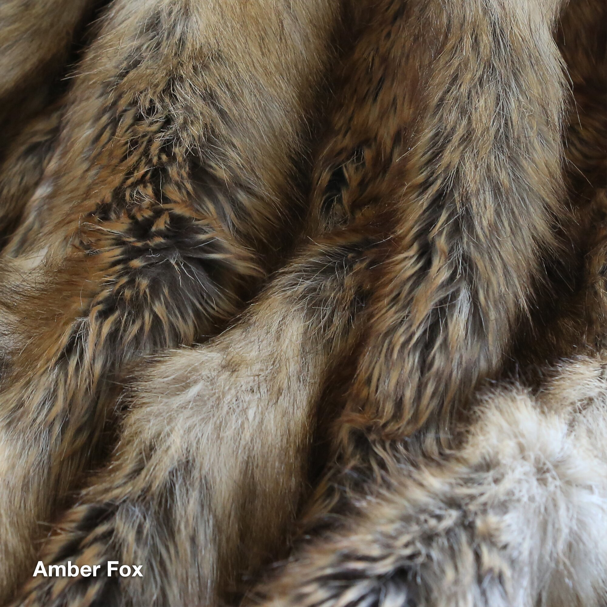 Dog Eating Wool Rug: Wild Mannered Luxury Long Fur Hand-Woven Area Rug