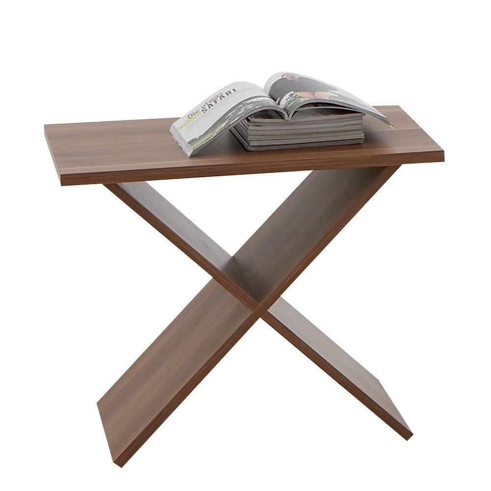 wayfair basics beistelltisch bewertungen. Black Bedroom Furniture Sets. Home Design Ideas