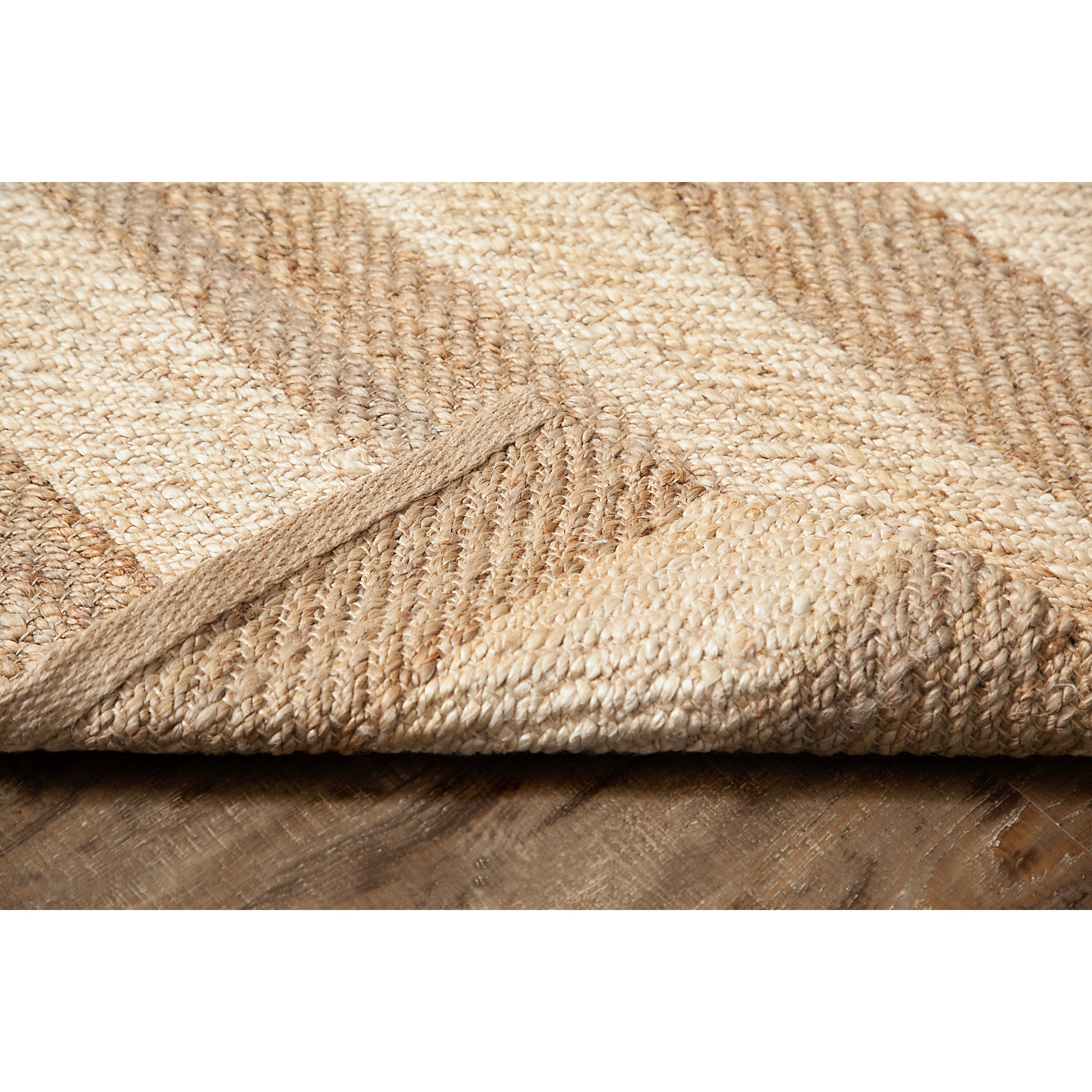 Anji Mountain Harmony Hand Woven Ivory Area Rug Wayfair