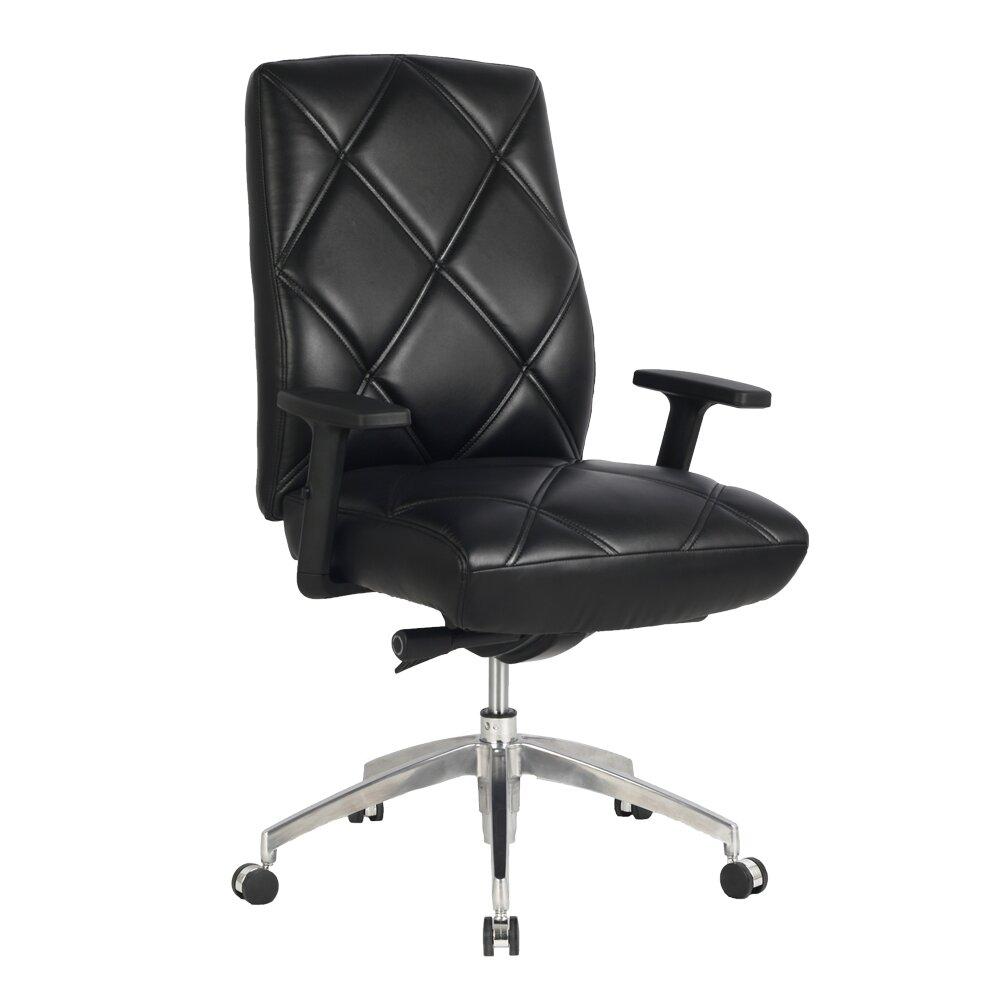 Viva Office High Back Executive Chair Reviews Wayfair