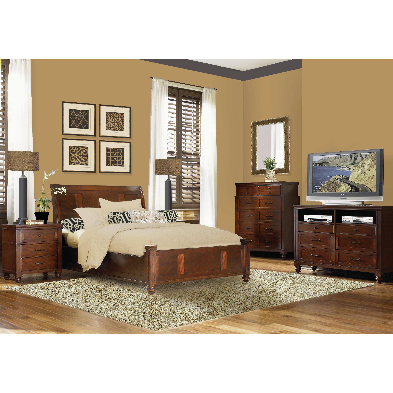 Carolina home collection auburn panel customizable bedroom for Auburn bedroom ideas