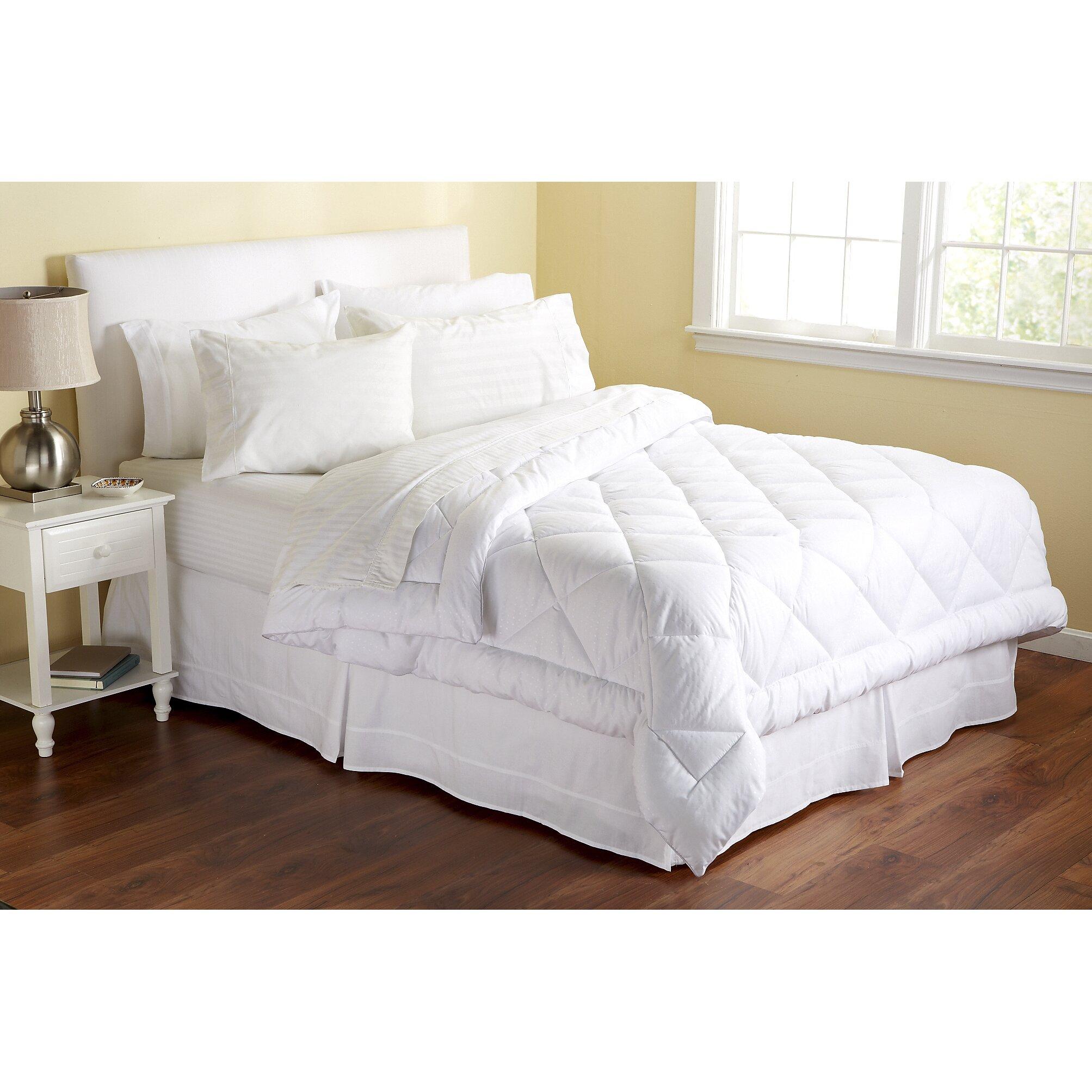 Home Fashion Design Bella Down Alternative Comforter