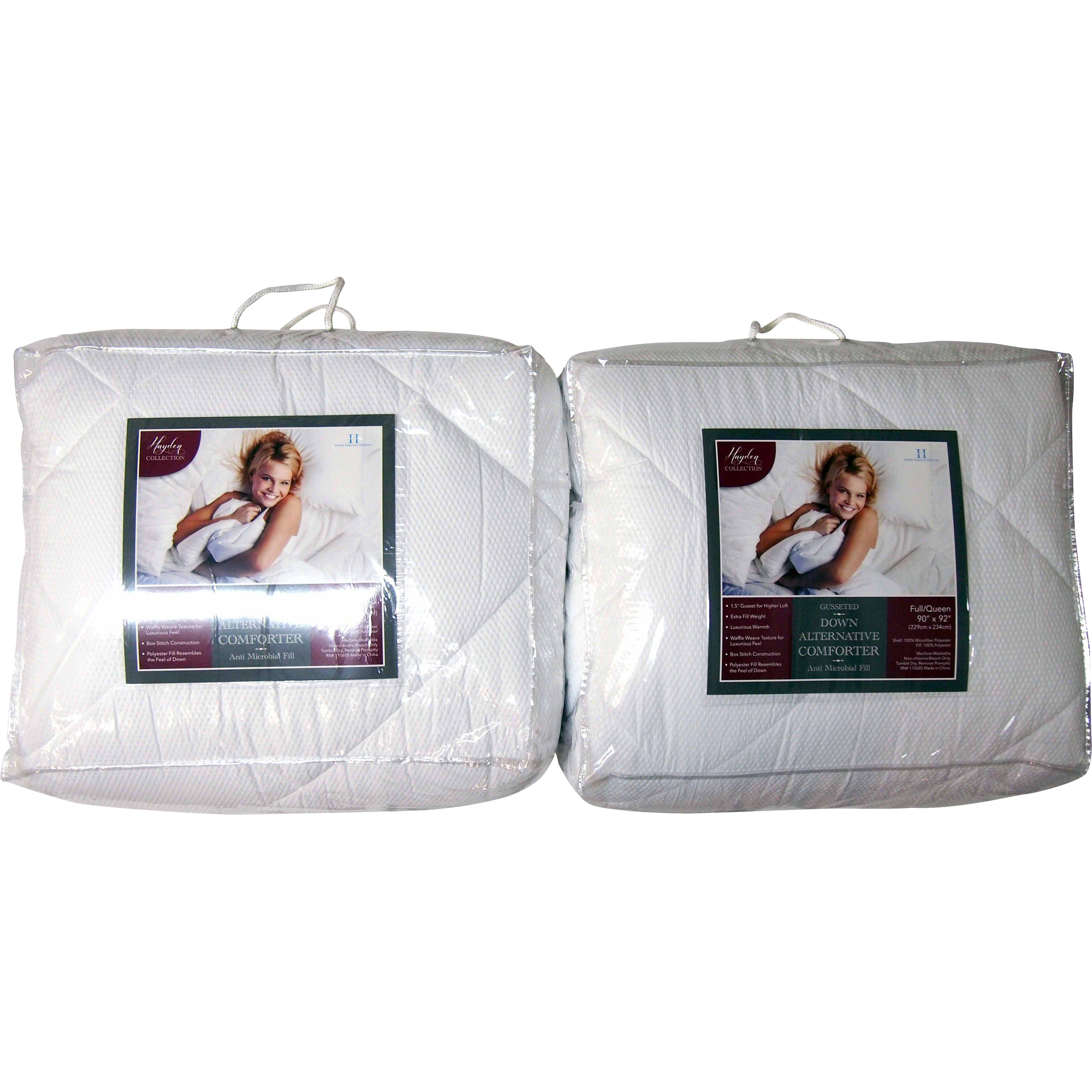 home fashion design hayden all season down alternative home design down alternative comforters dealtrend