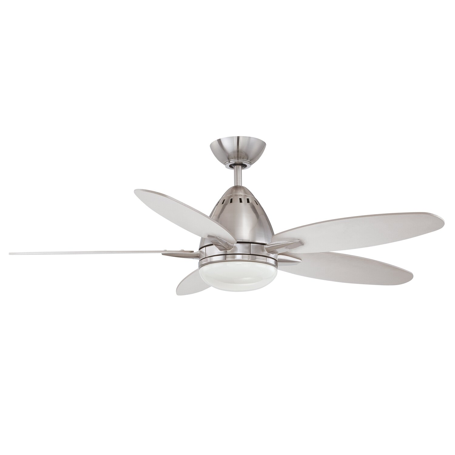 "Kendal Lighting 44"" Navaton 5 Blade Ceiling Fan With Wall"