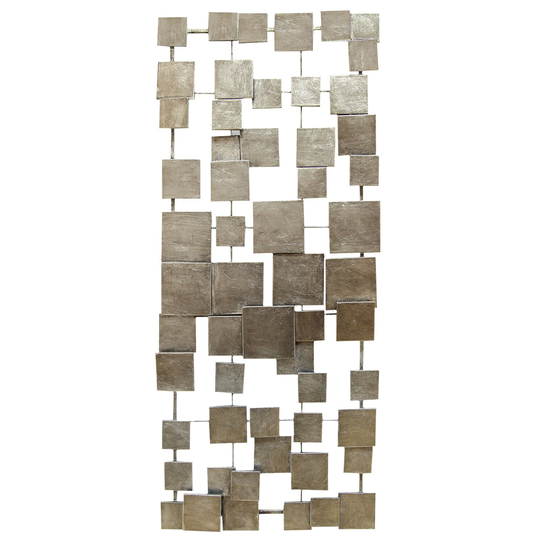 Geometric Home Decor: Stratton Home Decor Geometric Tiles Wall Décor & Reviews