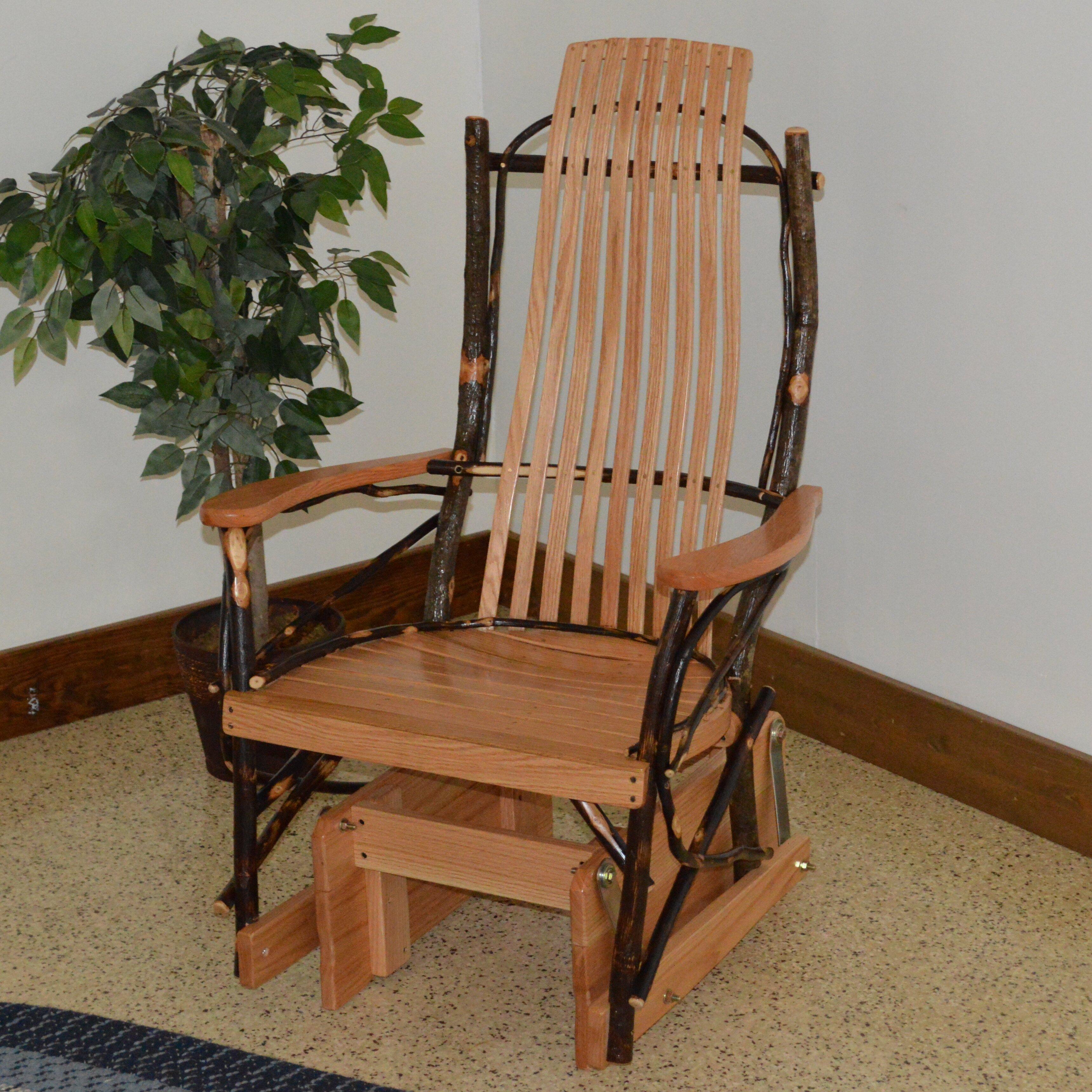 Furniture Hickory Glider Chair & Reviews  Wayfair
