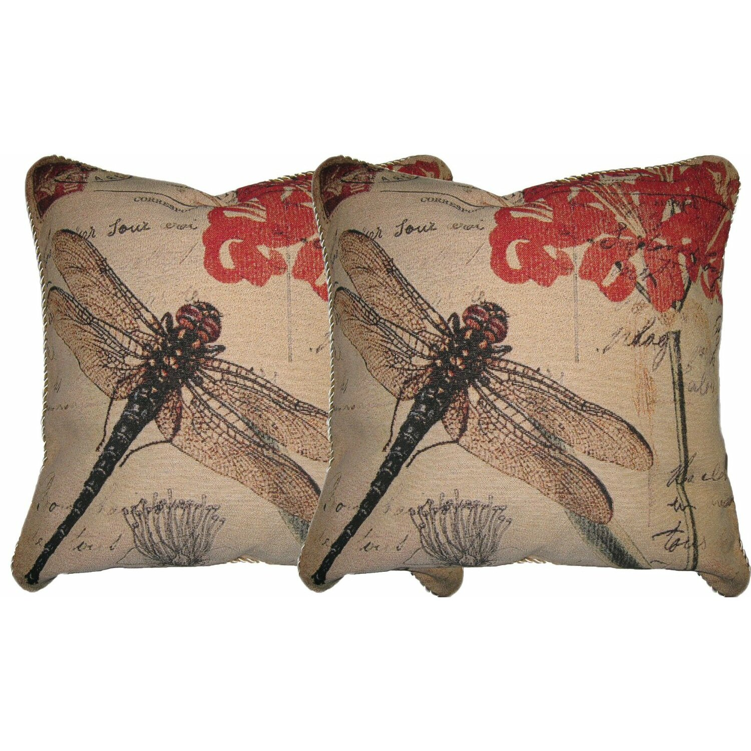 Dragonfly bathroom decor - Dragonfly Bathroom Decor Sets Bathroom Design King Of Prussi Picture On Dragonfly Dream Woven Pillow Cover