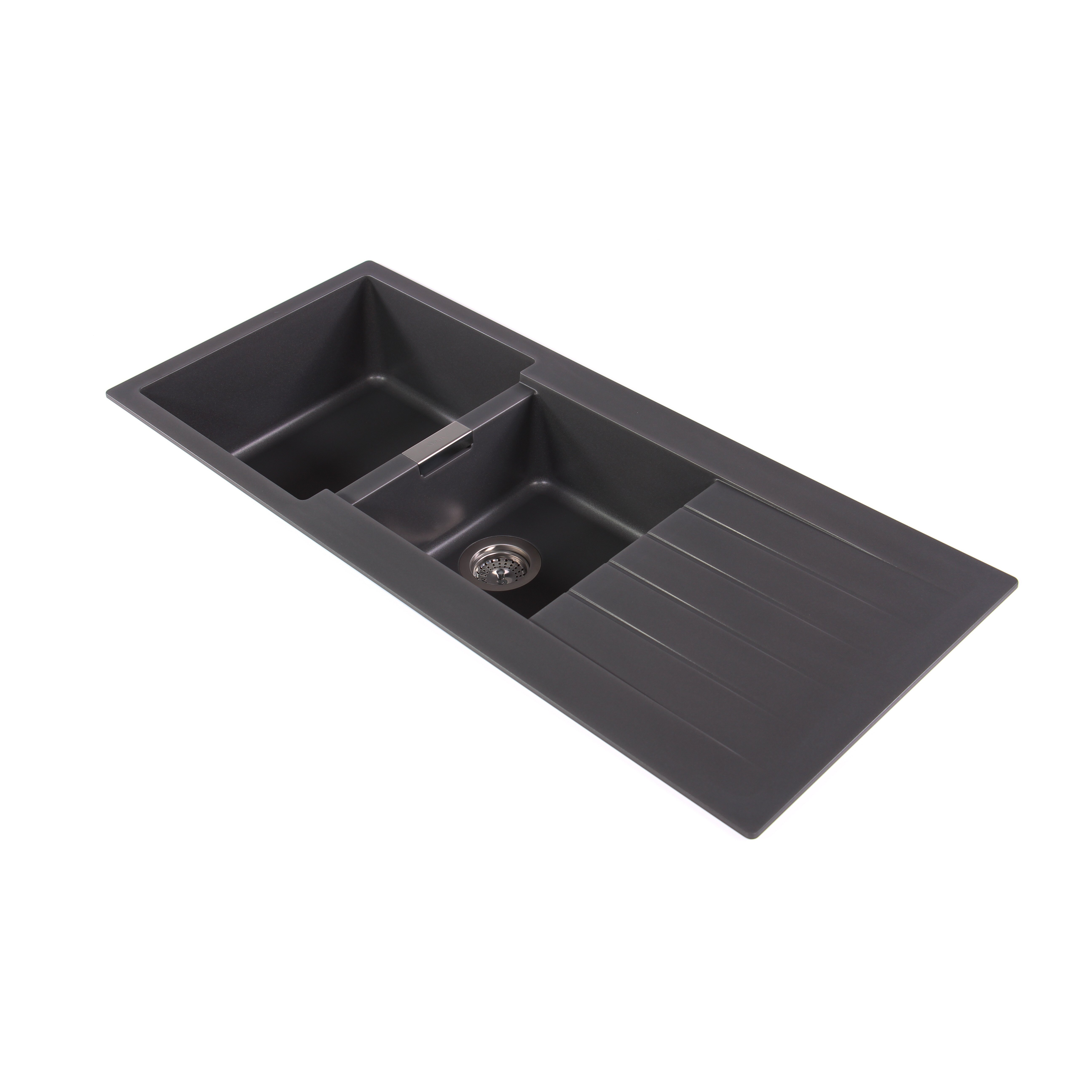 Schock Signus 116cm x 50cm Kitchen Sink & Reviews Wayfair UK