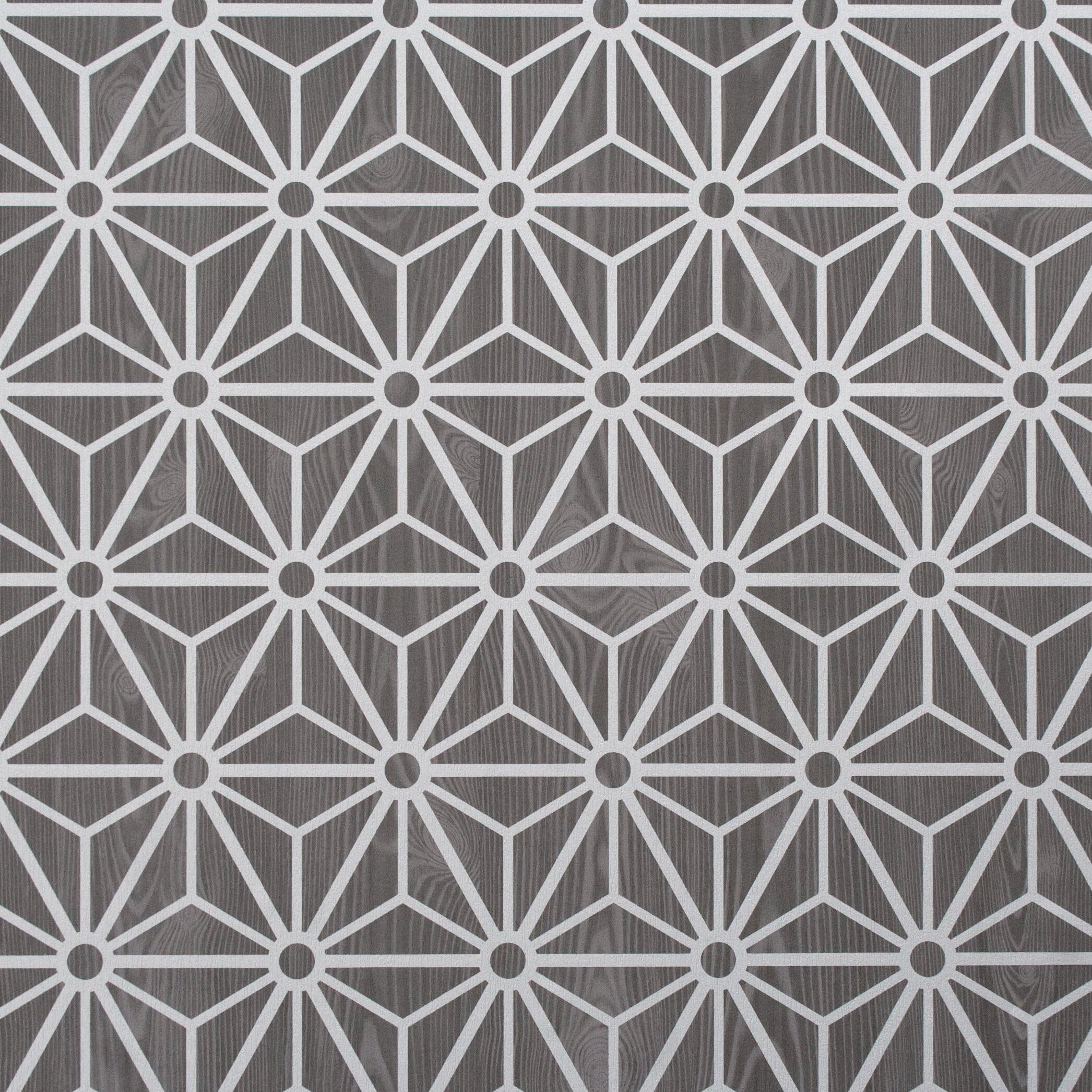 Walls Republic 33 x 208 Geometric Wallpaper & Reviews