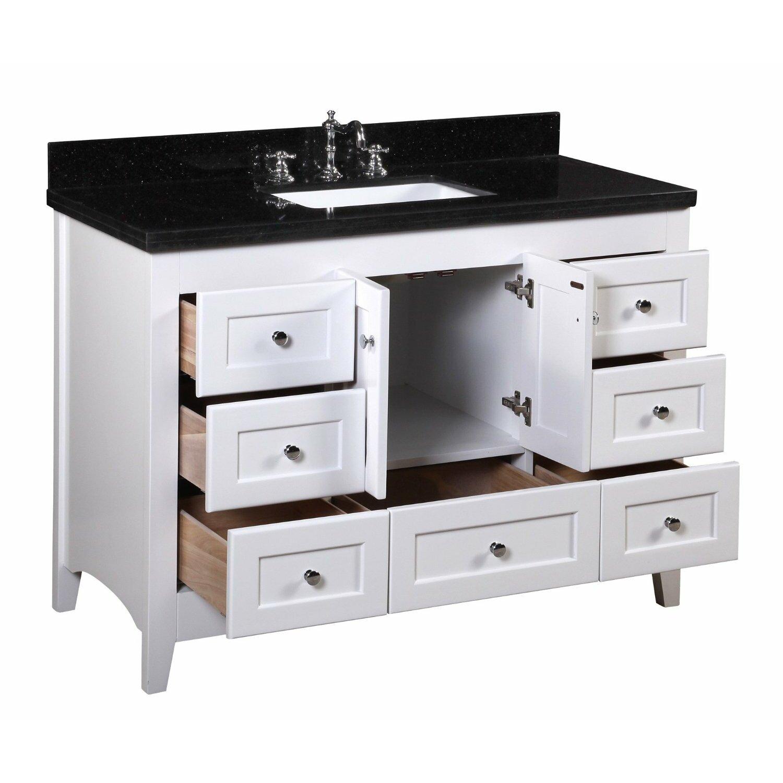 Model Home Improvement Bathroom Fixtures  Traditional Bathroom Vanities