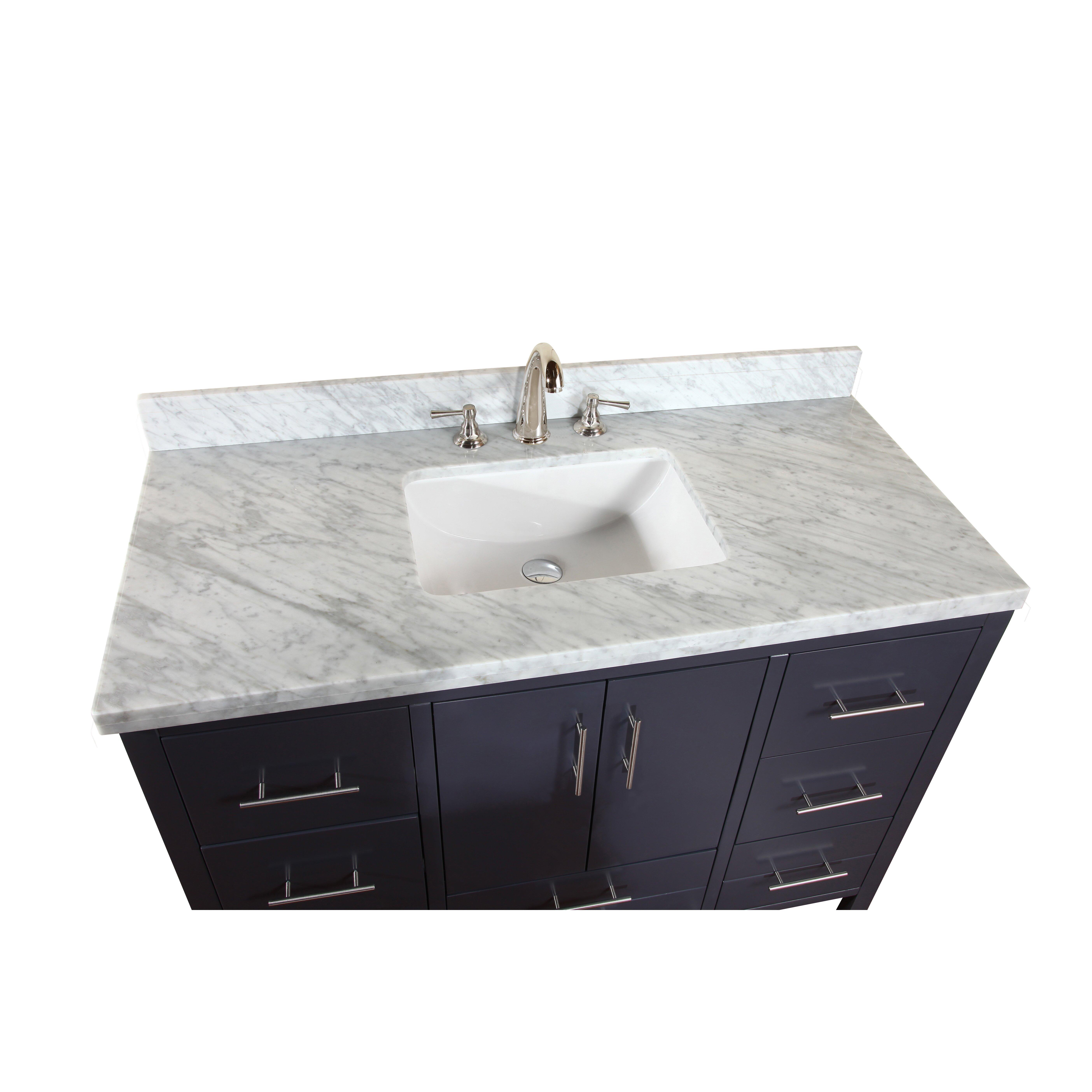 Genial ... Bathroom Vanity Set Reviews . Kitchen ...