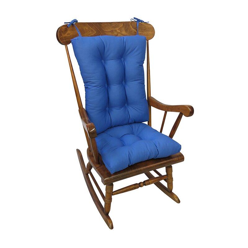 Klear Vu Twill Rocking Chair Cushion amp Reviews Wayfairca : Twill Gripper Jumbo Rocking Chair Cushion 84991XL 20 from www.wayfair.ca size 800 x 800 jpeg 71kB