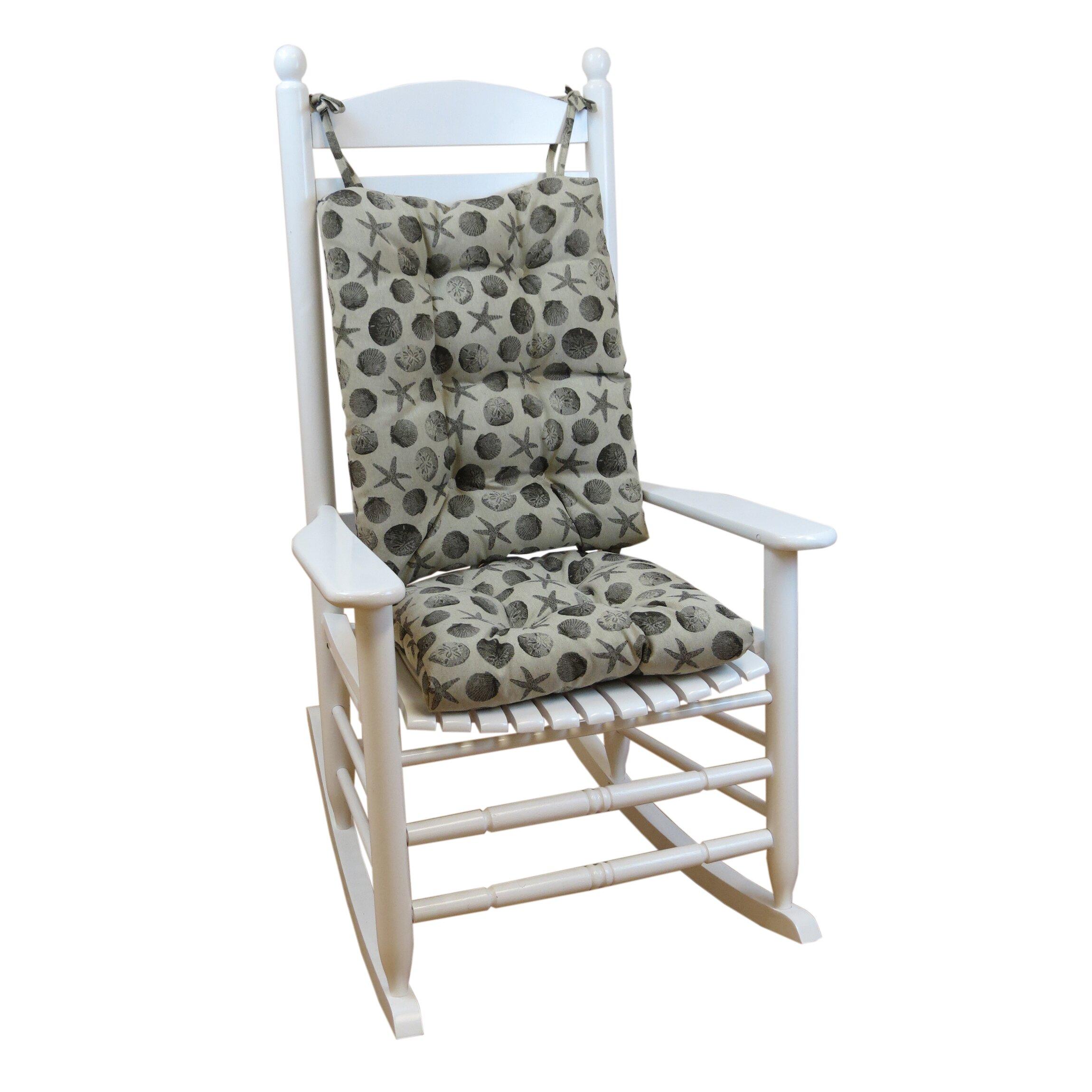 Klear Vu Seashell Rocking Chair Cushion amp Reviews Wayfairca : Klear Vu Seashell Rocking Chair Cushion from www.wayfair.ca size 2300 x 2300 jpeg 447kB