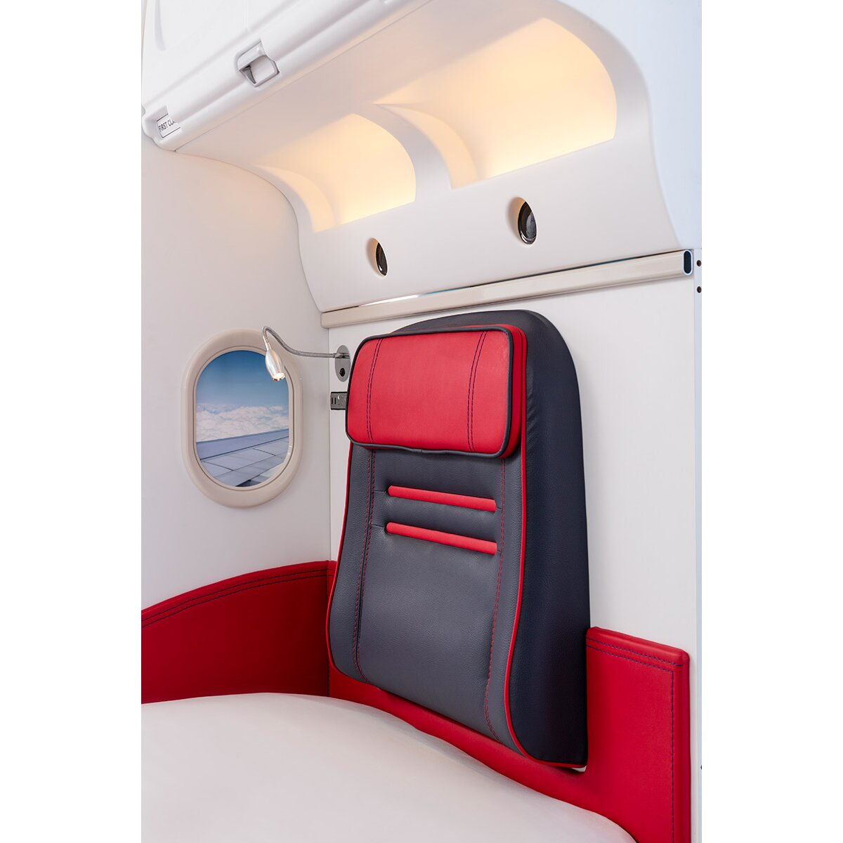 Cilek First Class Airplane Twin Extra Long Panel