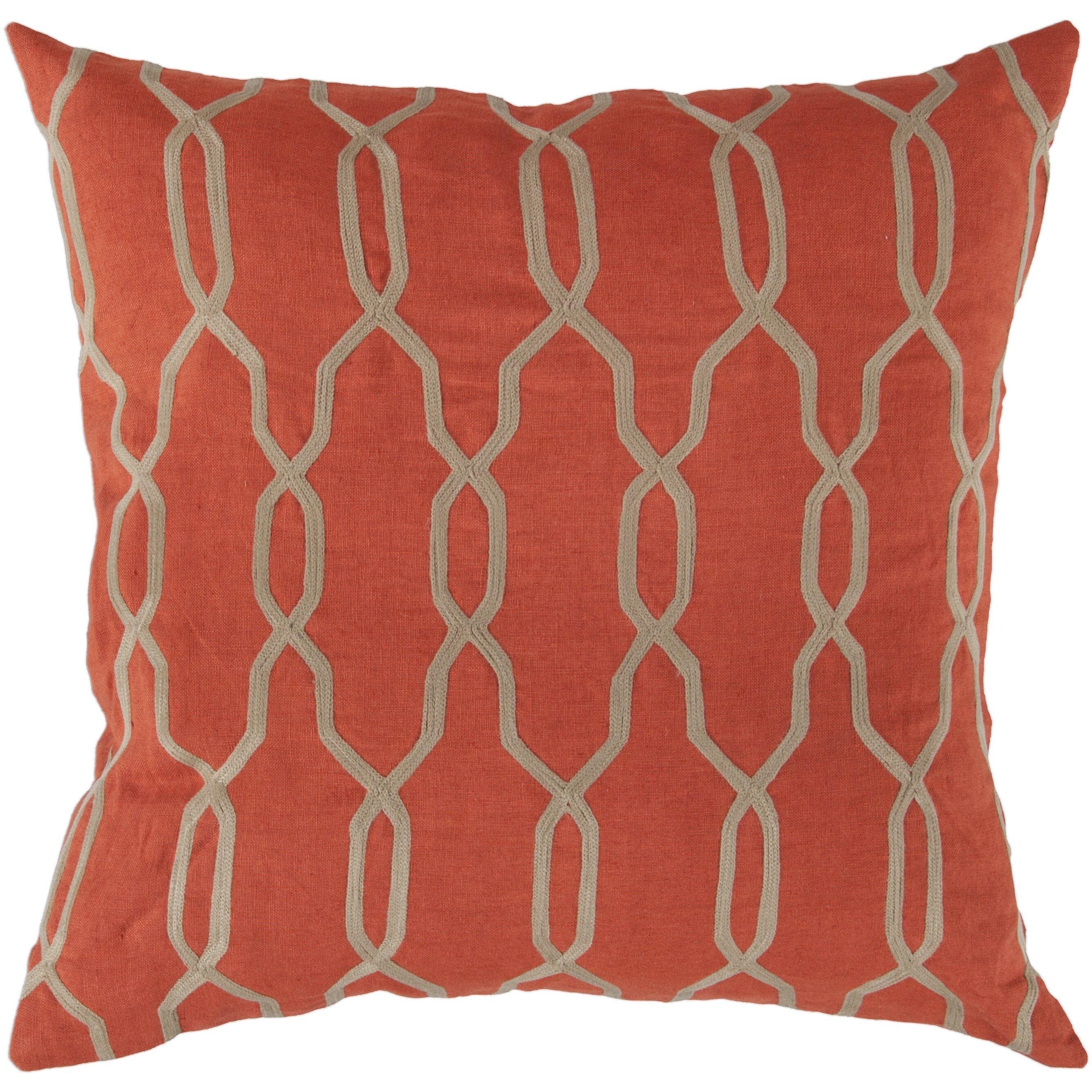 Red Barrel Studio Edgell Geometric Throw Pillow & Reviews Wayfair.ca