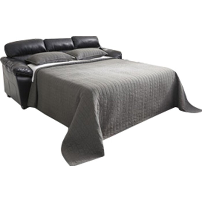 red barrel studio mississippi full sleeper sofa reviews