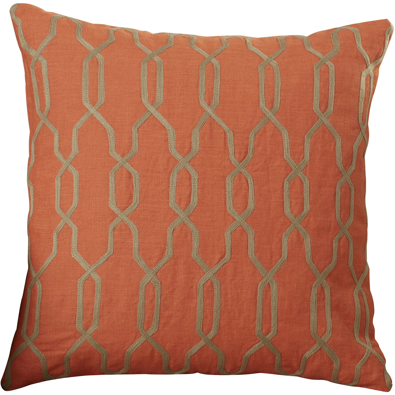 Red Barrel Studio Edgell Geometric Throw Pillow & Reviews Wayfairca