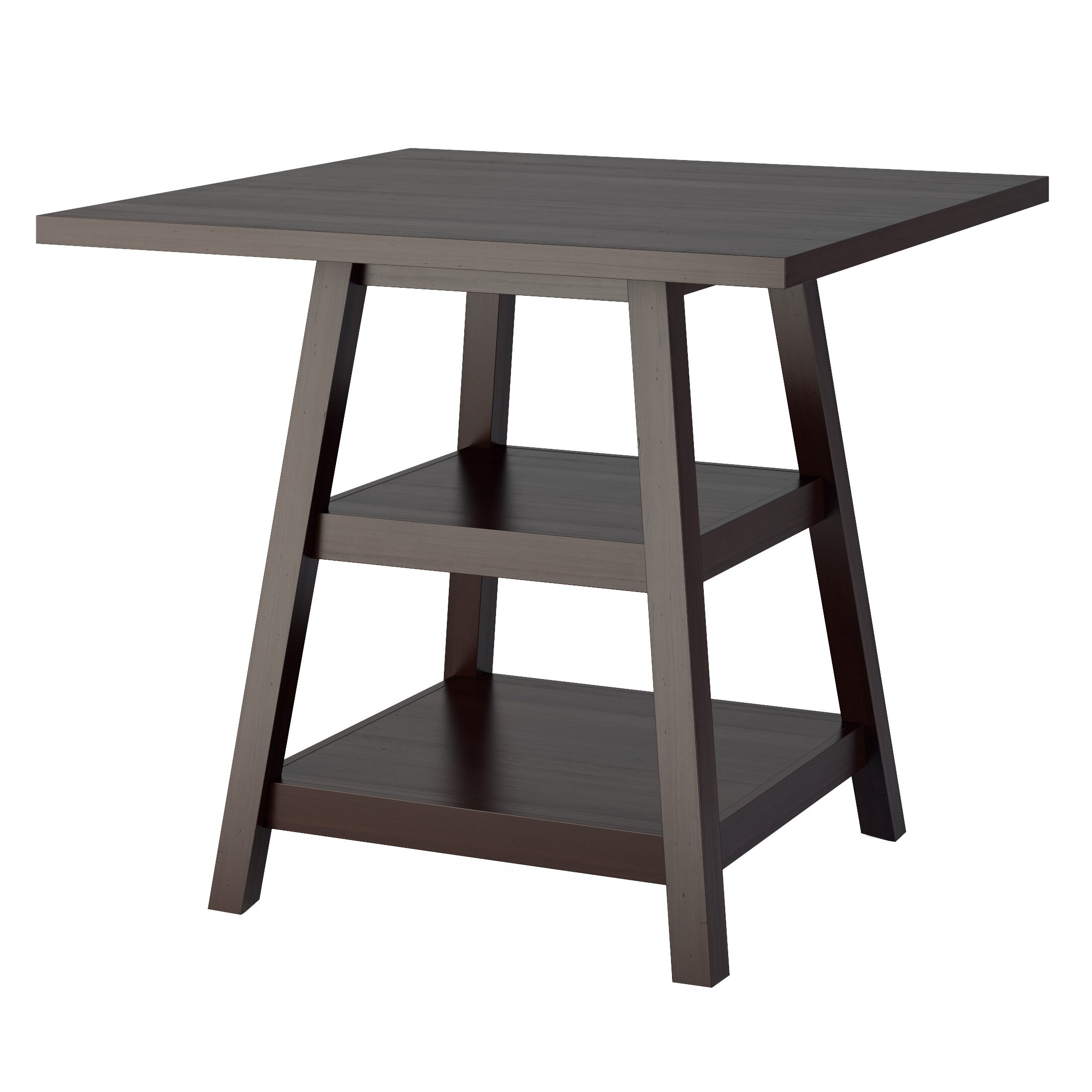 Red Barrel Studio Burgess Counter Height Dining Table