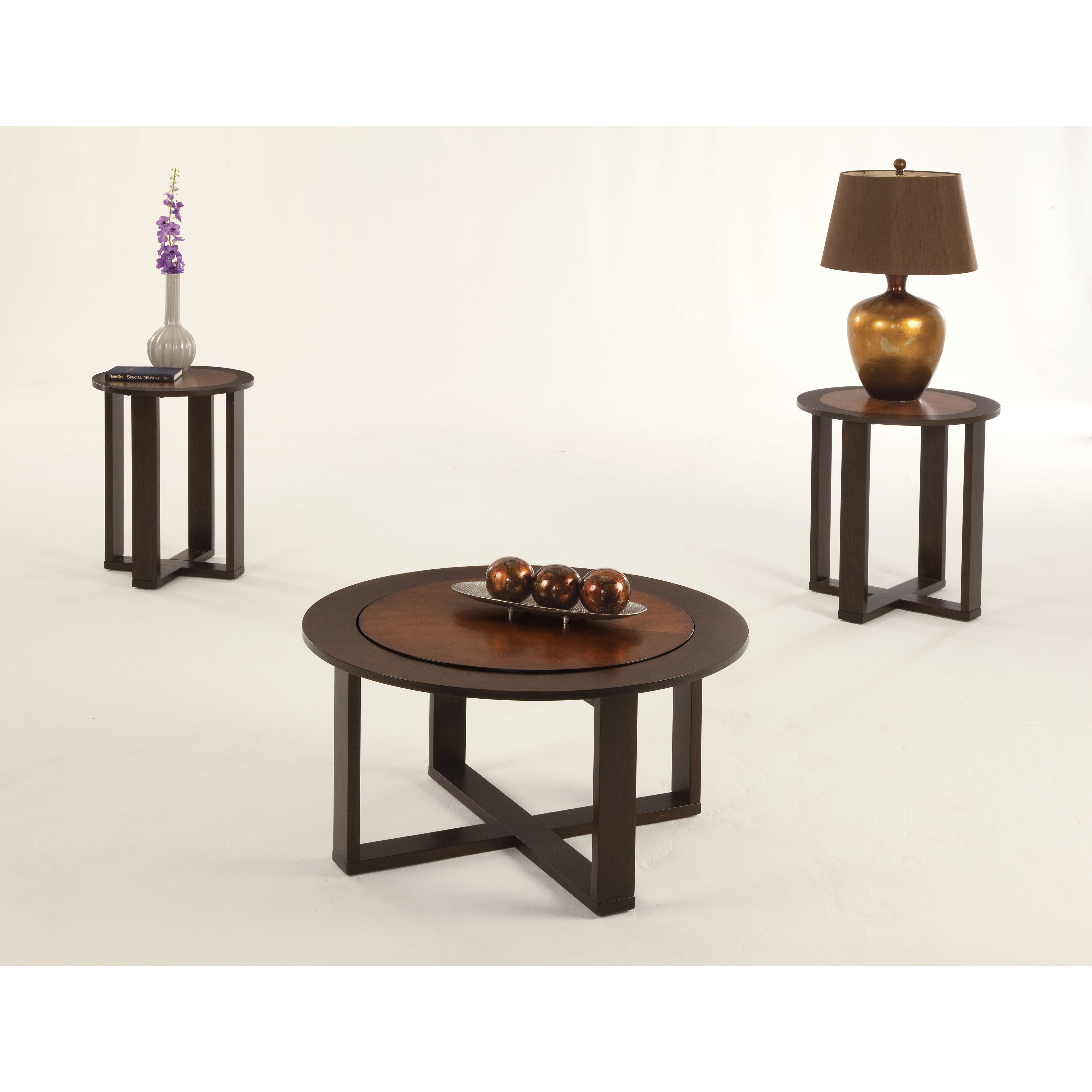 Red Barrel Studio Macomb 3 Piece Coffee Table Set