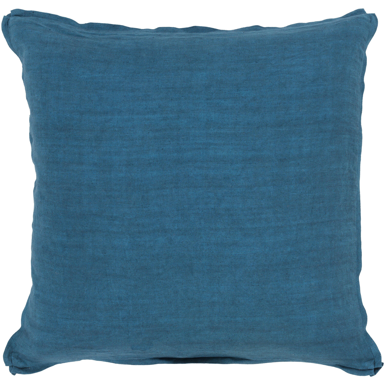 Plain Linen Throw Pillow Covers : Red Barrel Studio Orson Solid 100% Linen Throw Pillow Cover & Reviews Wayfair.ca