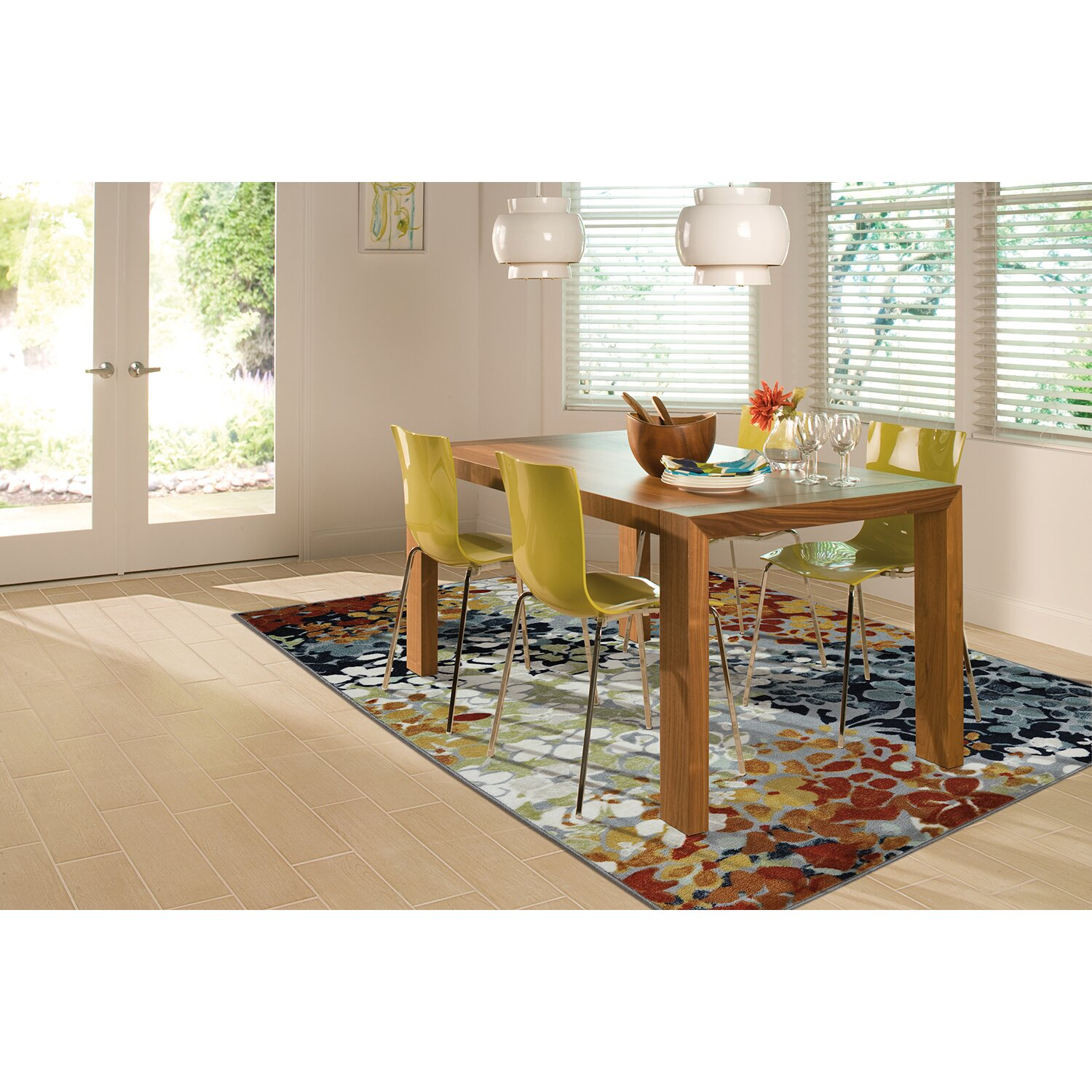 Mohawk Home New Wave Radiance Area Rug
