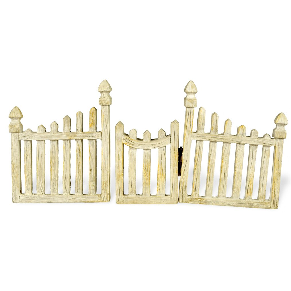Boston international fairy picket fence and gate reviews for International decor gates
