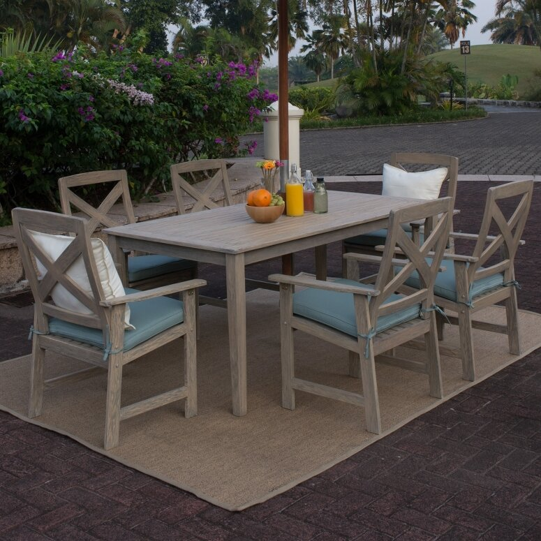 HD wallpapers cambridge 7 piece outdoor dining set
