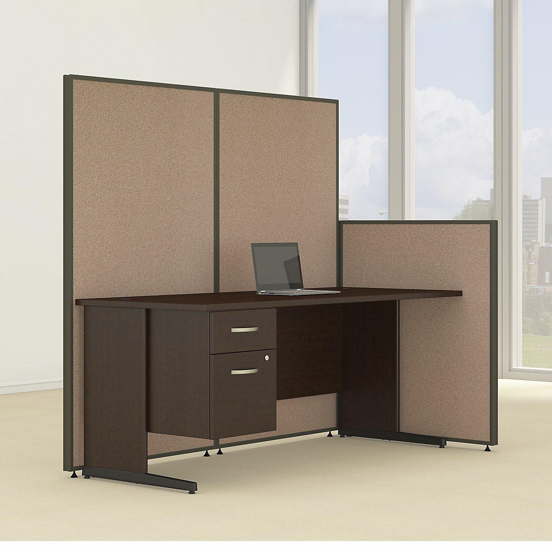 Bush Business Furniture Propanel 2 Piece Standard Desk