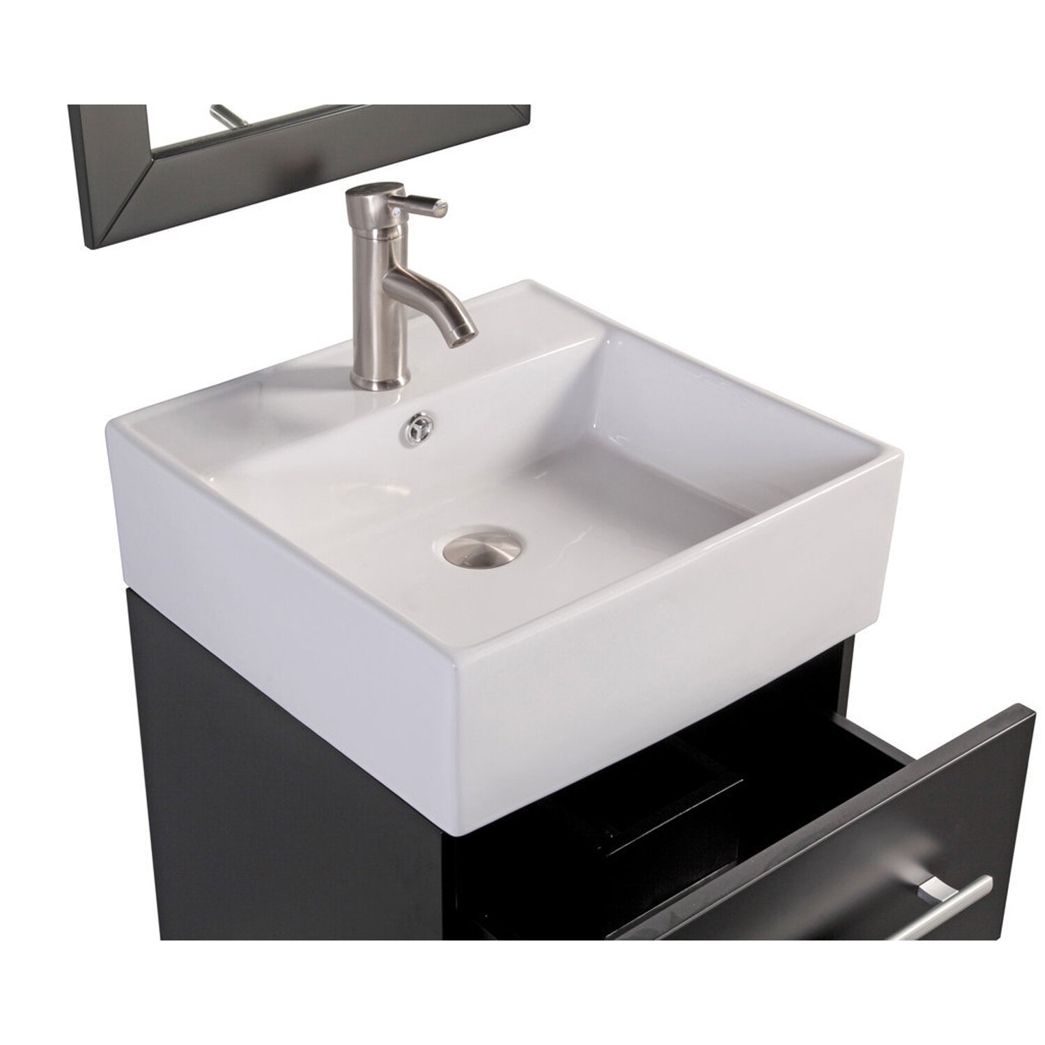 mtd vanities nepal 18 single sink wall mounted bathroom vanity set