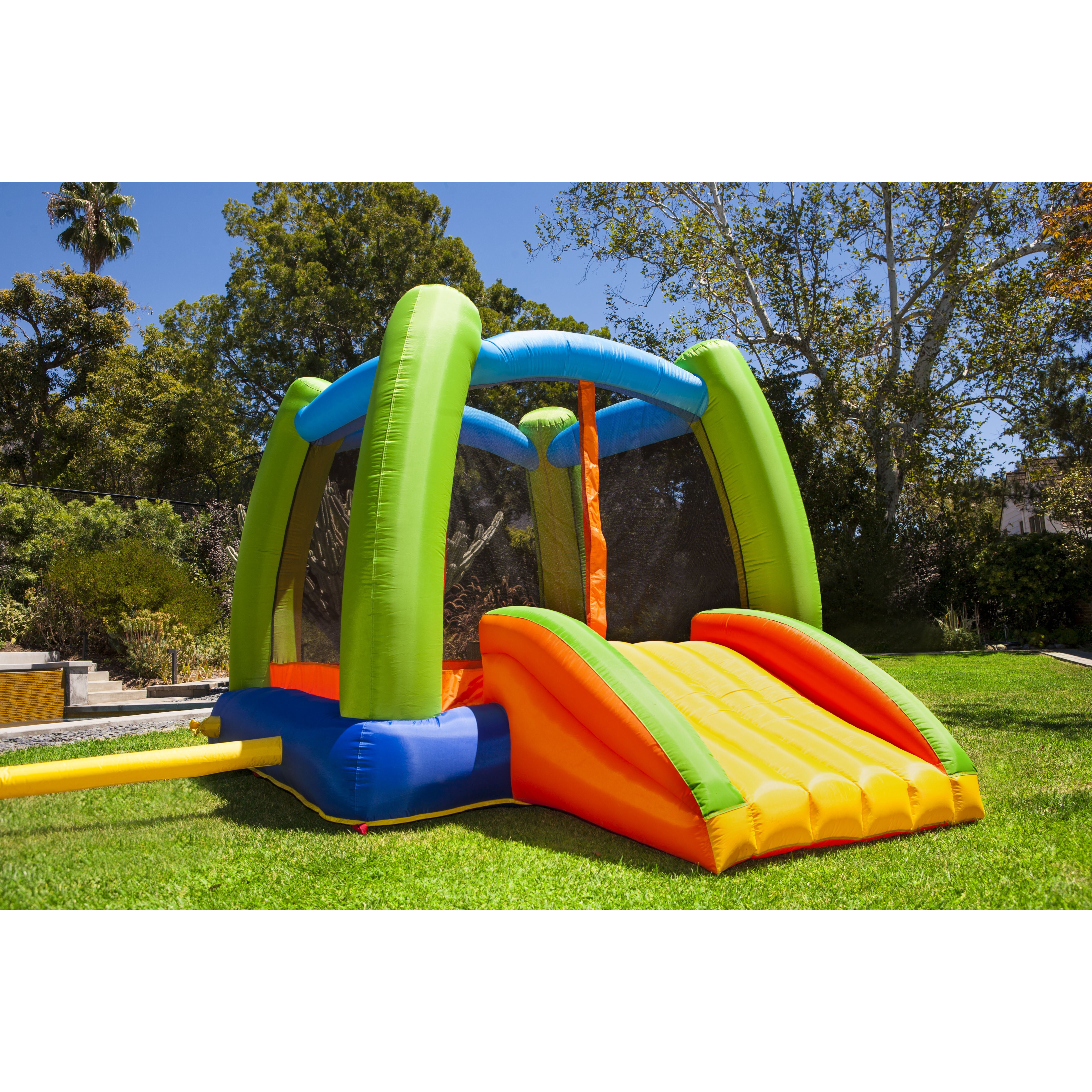 Natus Inc My First Jump N Play Bounce House Amp Reviews
