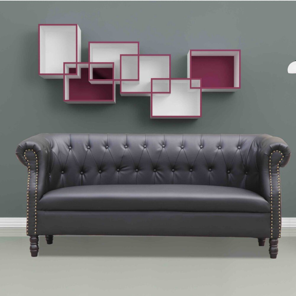 Fine mod imports chester sofa reviews wayfair - Sofas chester ...