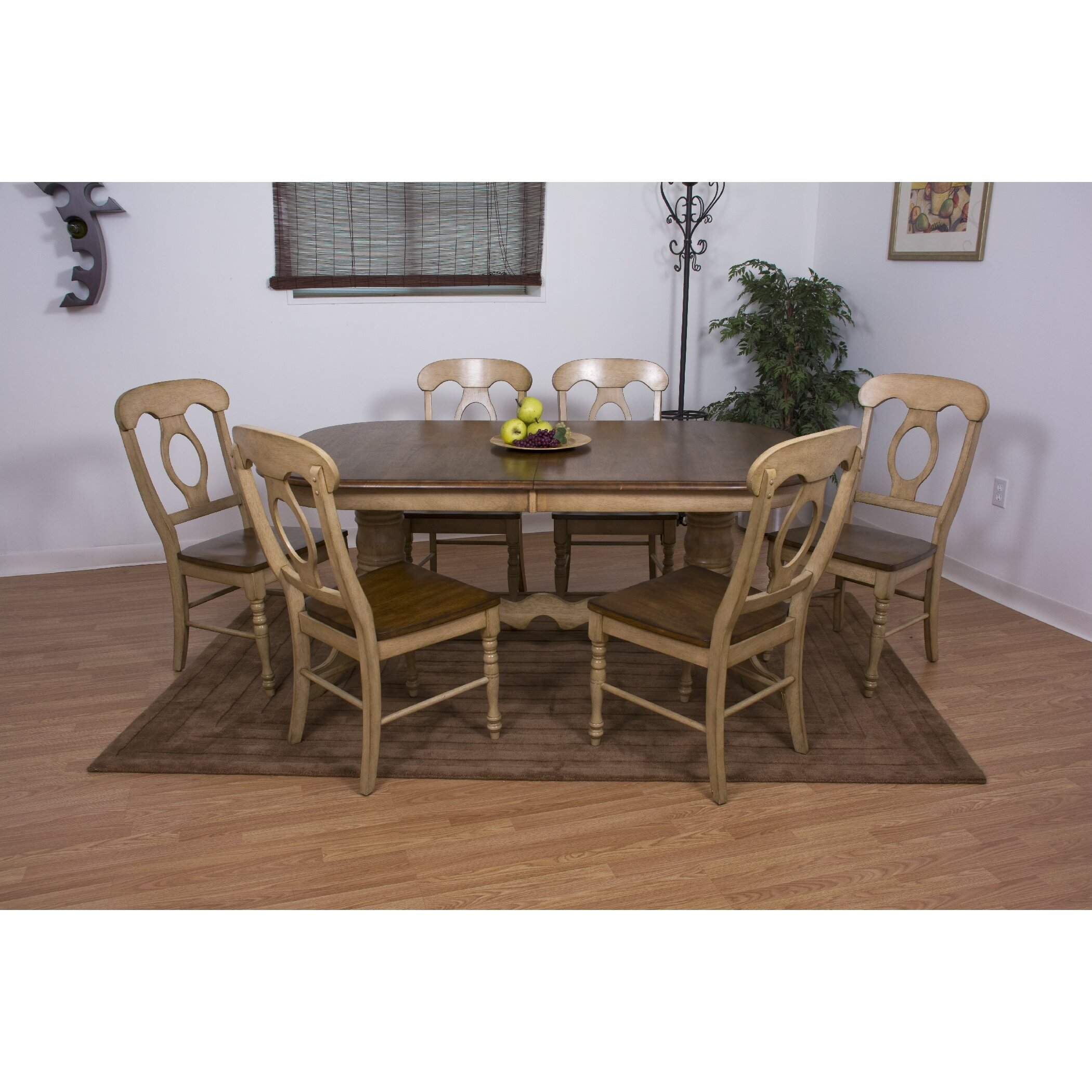 Sunset Trading Brook 7 Piece Dining Set & Reviews | Wayfair