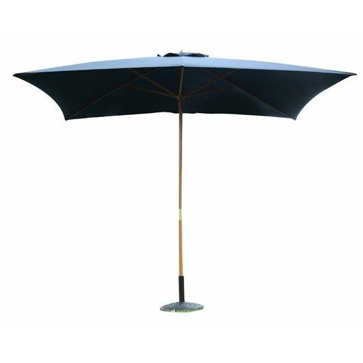 outsunny 3m x 2m rectangular market parasol reviews. Black Bedroom Furniture Sets. Home Design Ideas