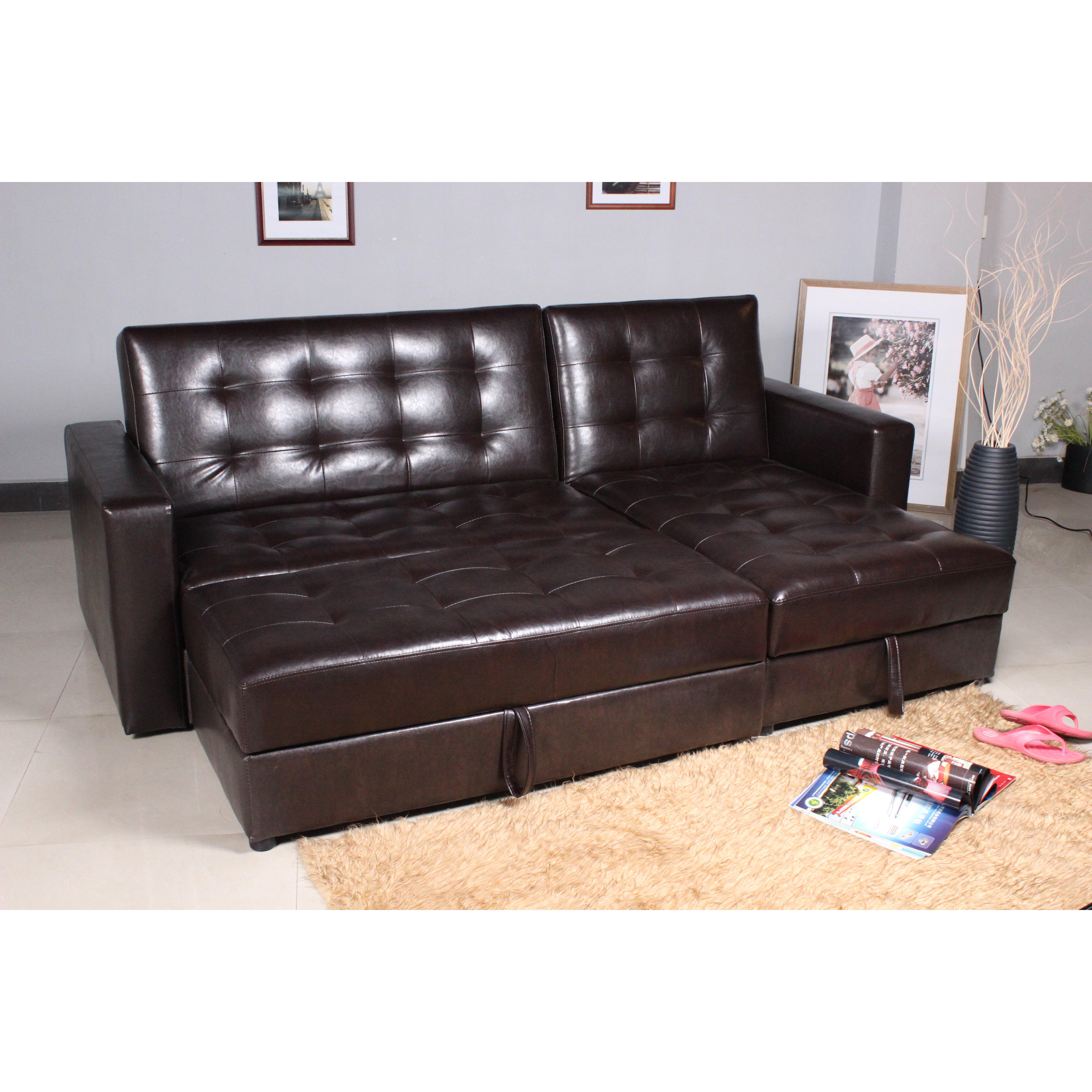 Homcom Right Corner Sofa Amp Reviews Wayfair Uk